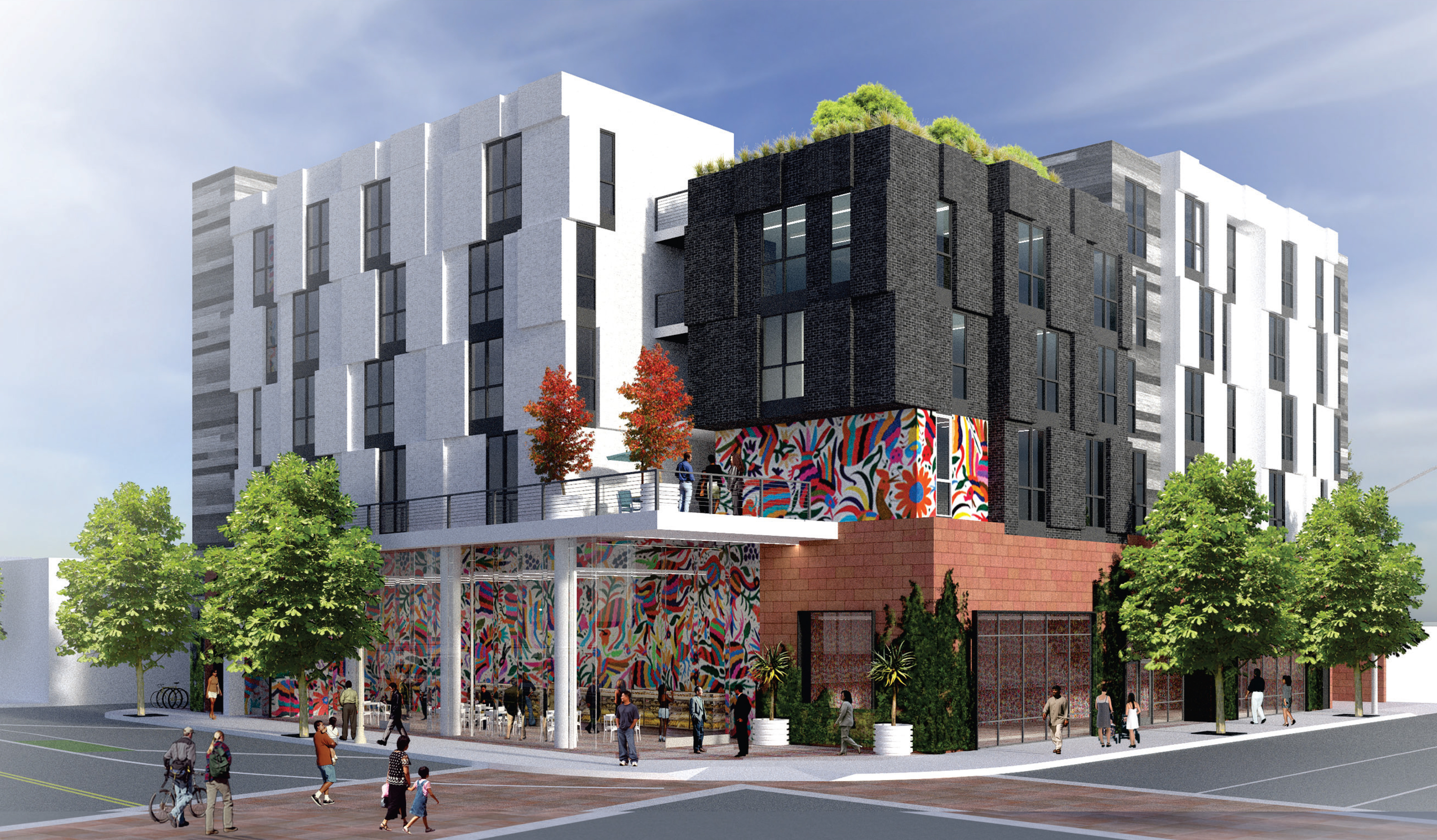 Boyle Heights native developing affordable housing across from Mariachi Plaza