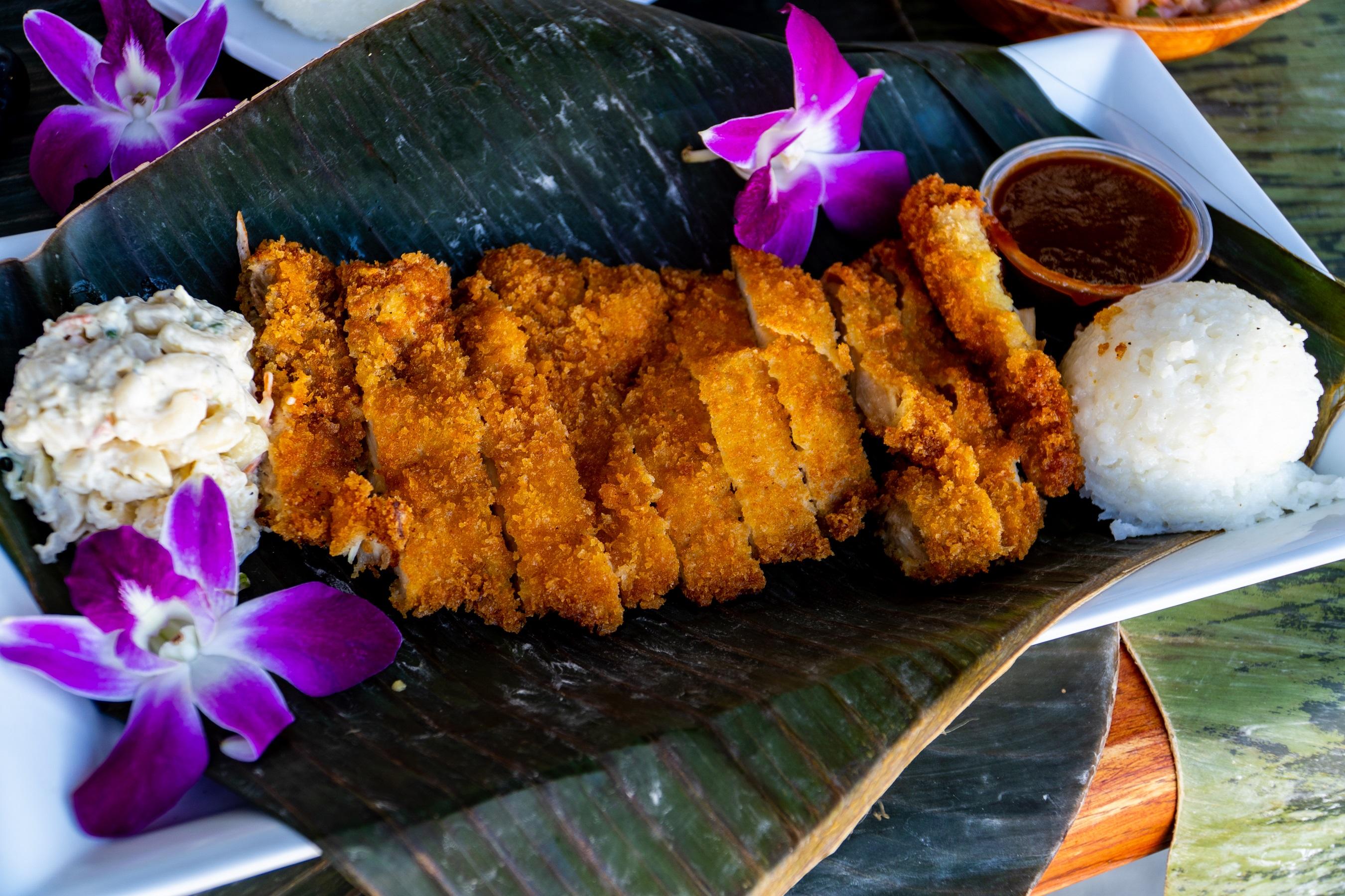 Da Kine's Hawaiian Plate Lunch Spot Returns After 11 Year Hiatus