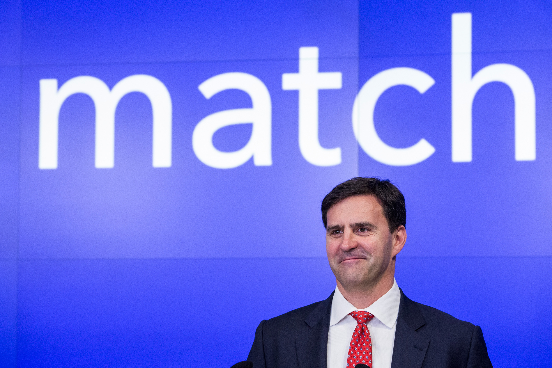 Match.com Celebrates IPO At NASDAQ