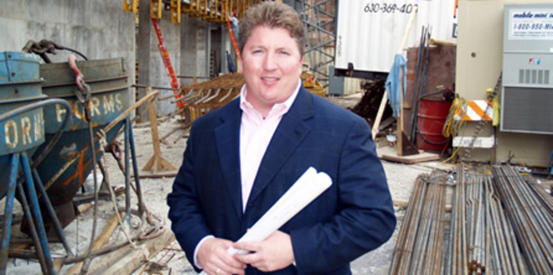 Joseph McInerney in 2010.