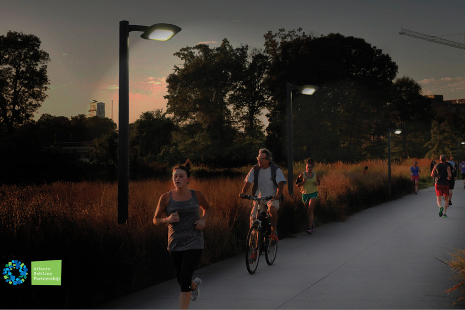 Beltline's Eastside Trail is (finally) going to be illuminated