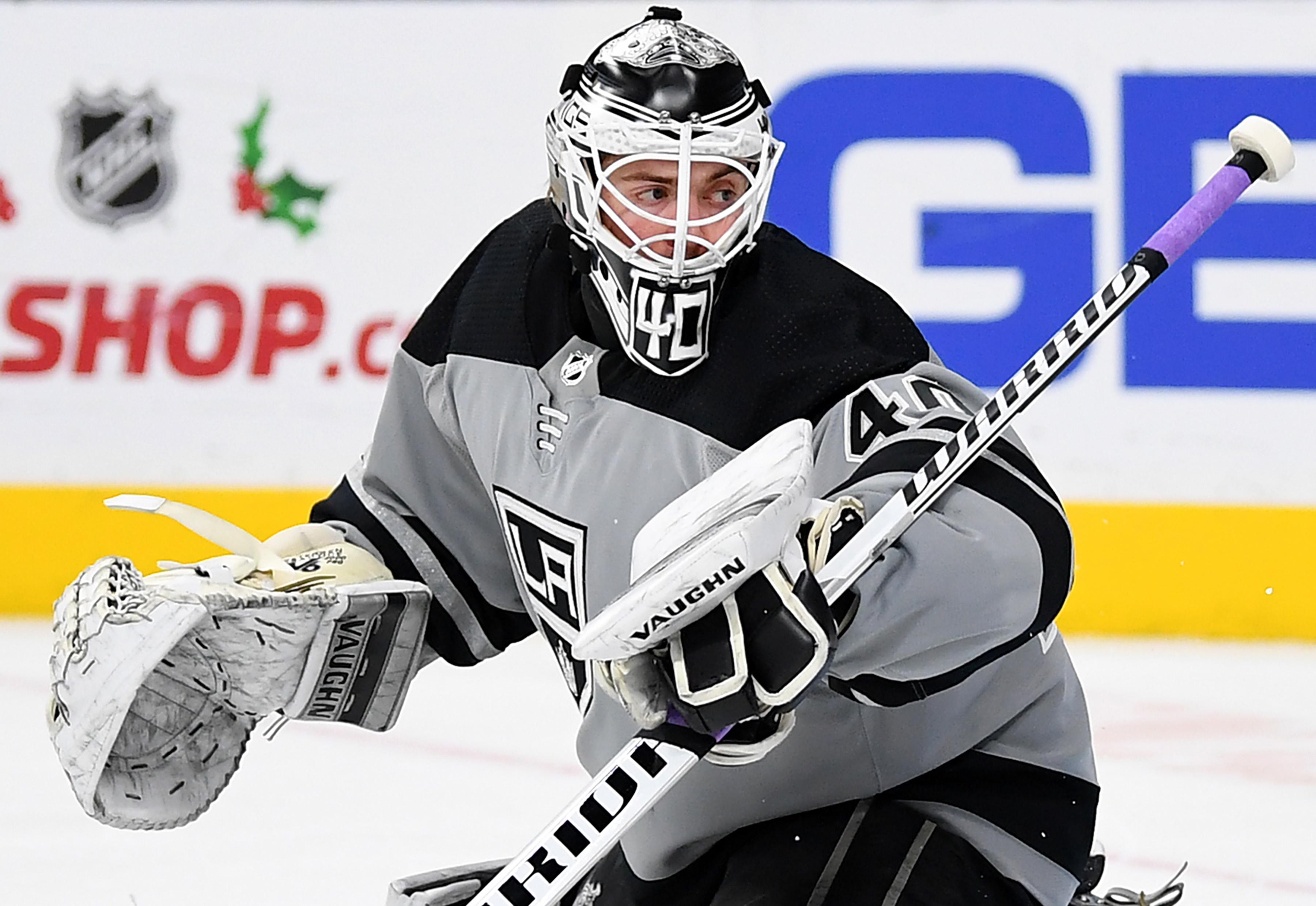 NHL: Los Angeles Kings at Vegas Golden Knights