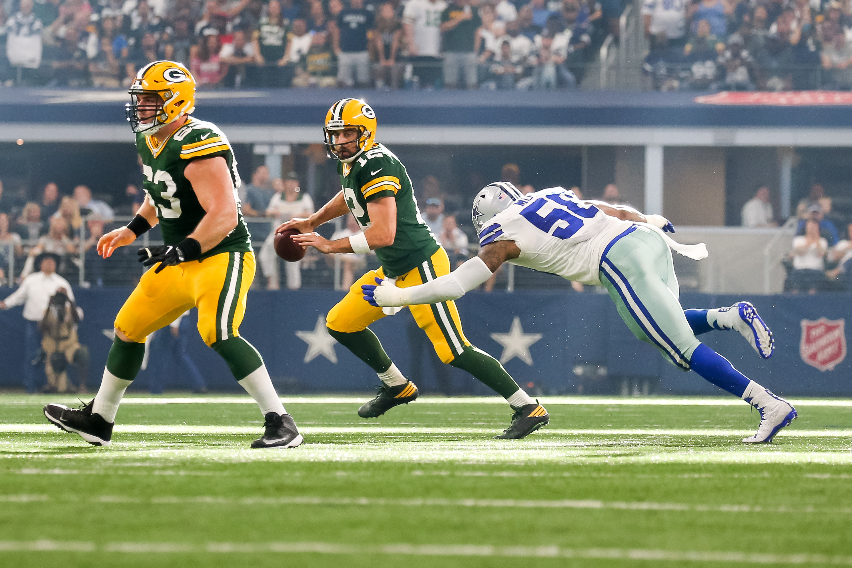 NFL: OCT 08 Packers at Cowboys