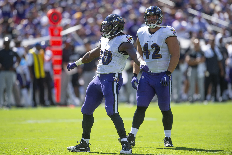NFL: Arizona Cardinals at Baltimore Ravens