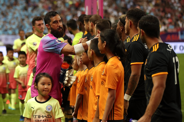 Premier League Asia Trophy - Final