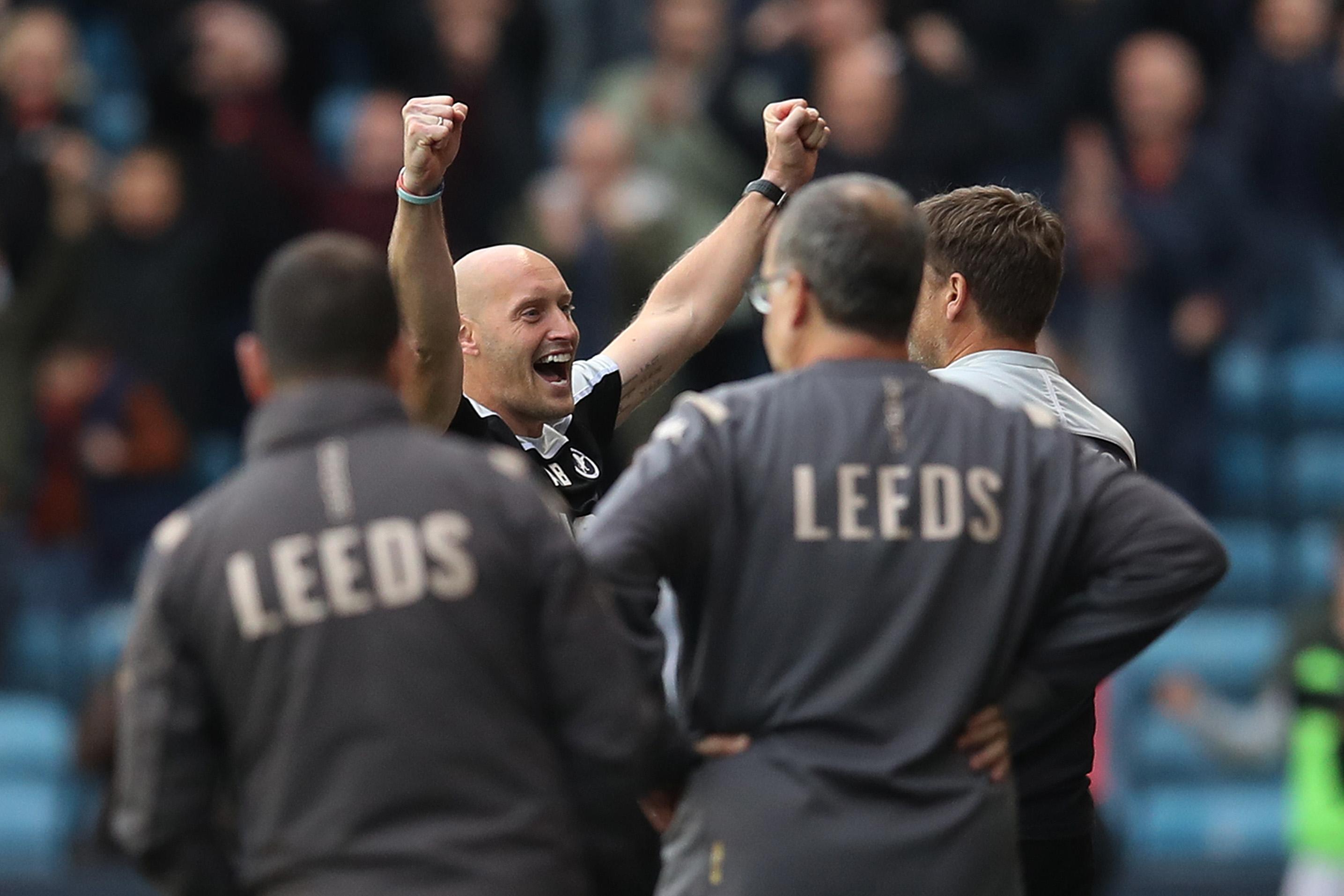 Millwall v Leeds United - Sky Bet Championship