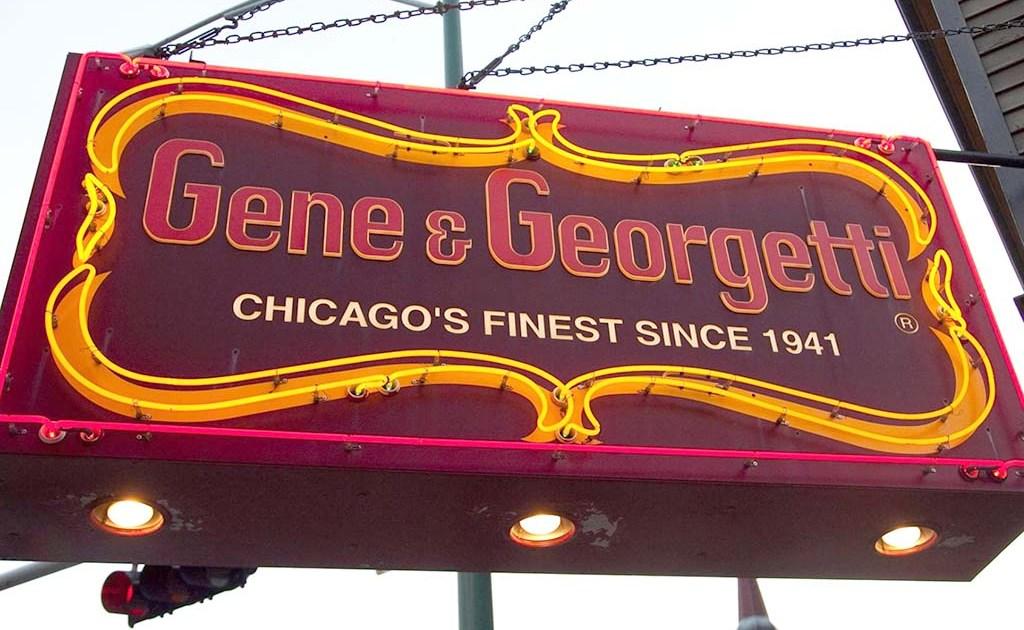 Gene & Georgetti, 500 N. Franklin St.