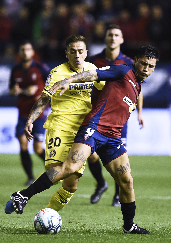CA Osasuna v Villarreal CF - La Liga