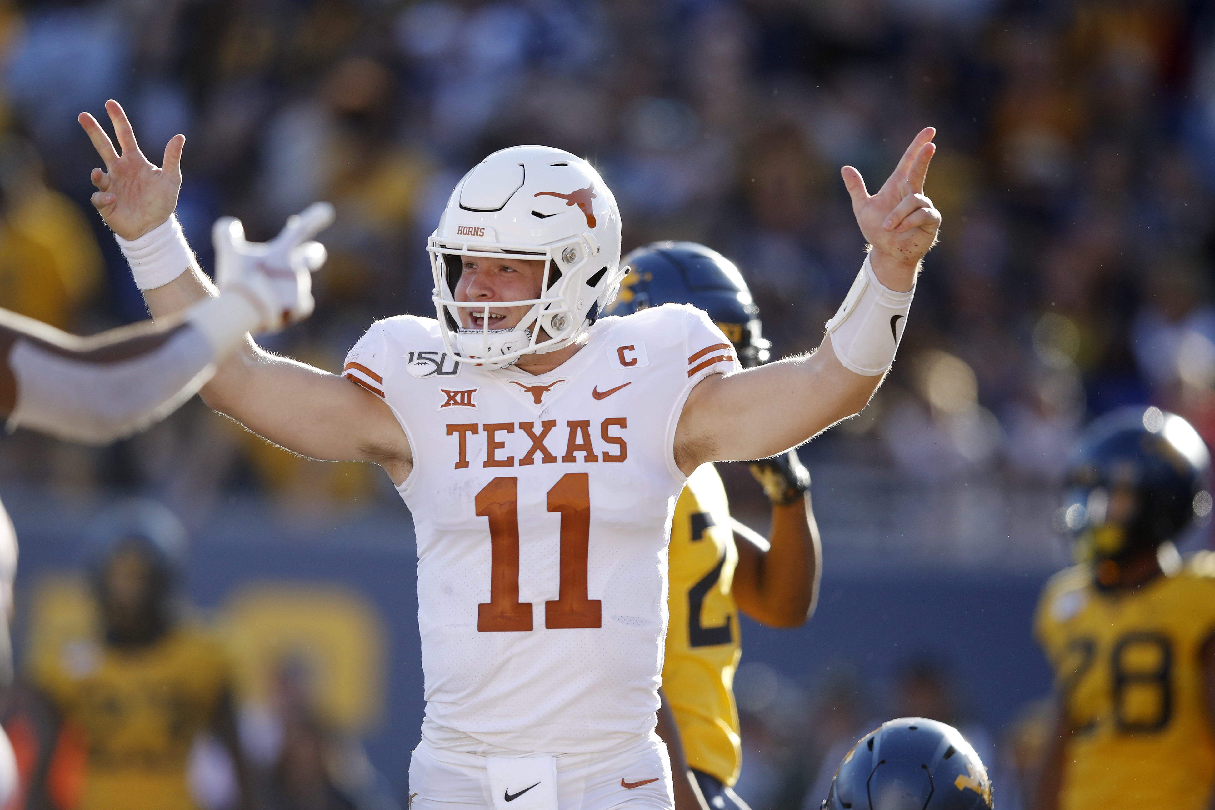 Texas v West Virginia