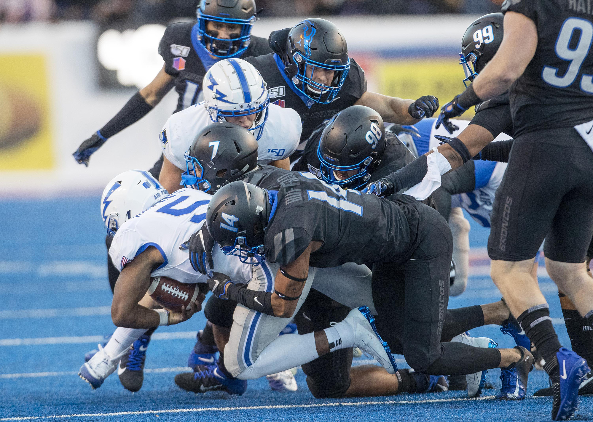 Air Force at Boise State