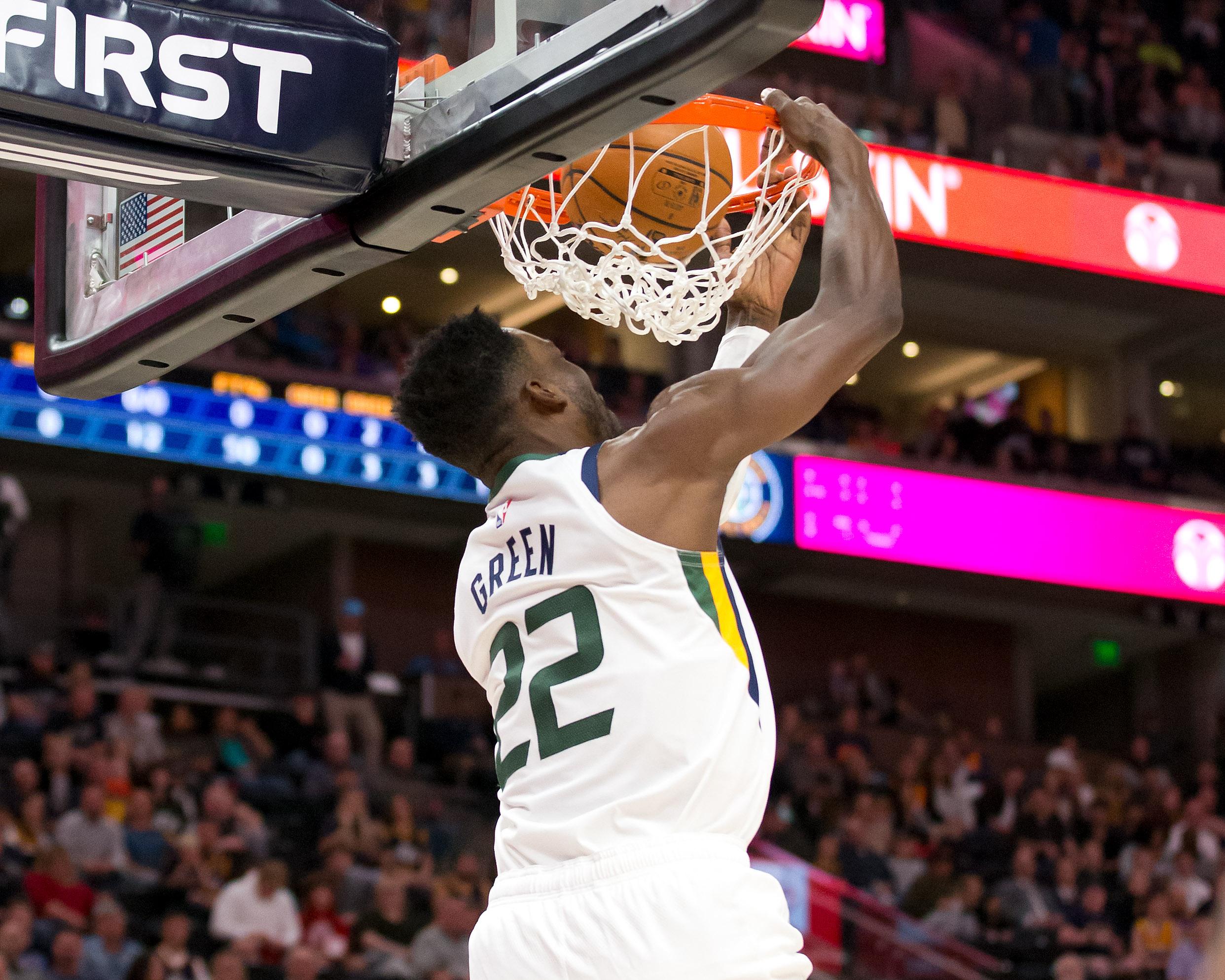 NBA: Preseason-Adelaide 36ers at Utah Jazz