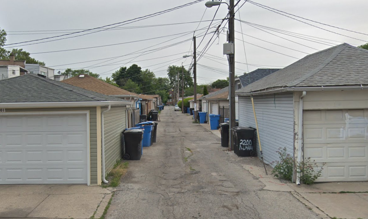 A group of teenage boys tried to sexually assault a 12-year-old girl Sept. 23, 2019, in an alley between the 2200 block of North Laporte and Lamon avenues.