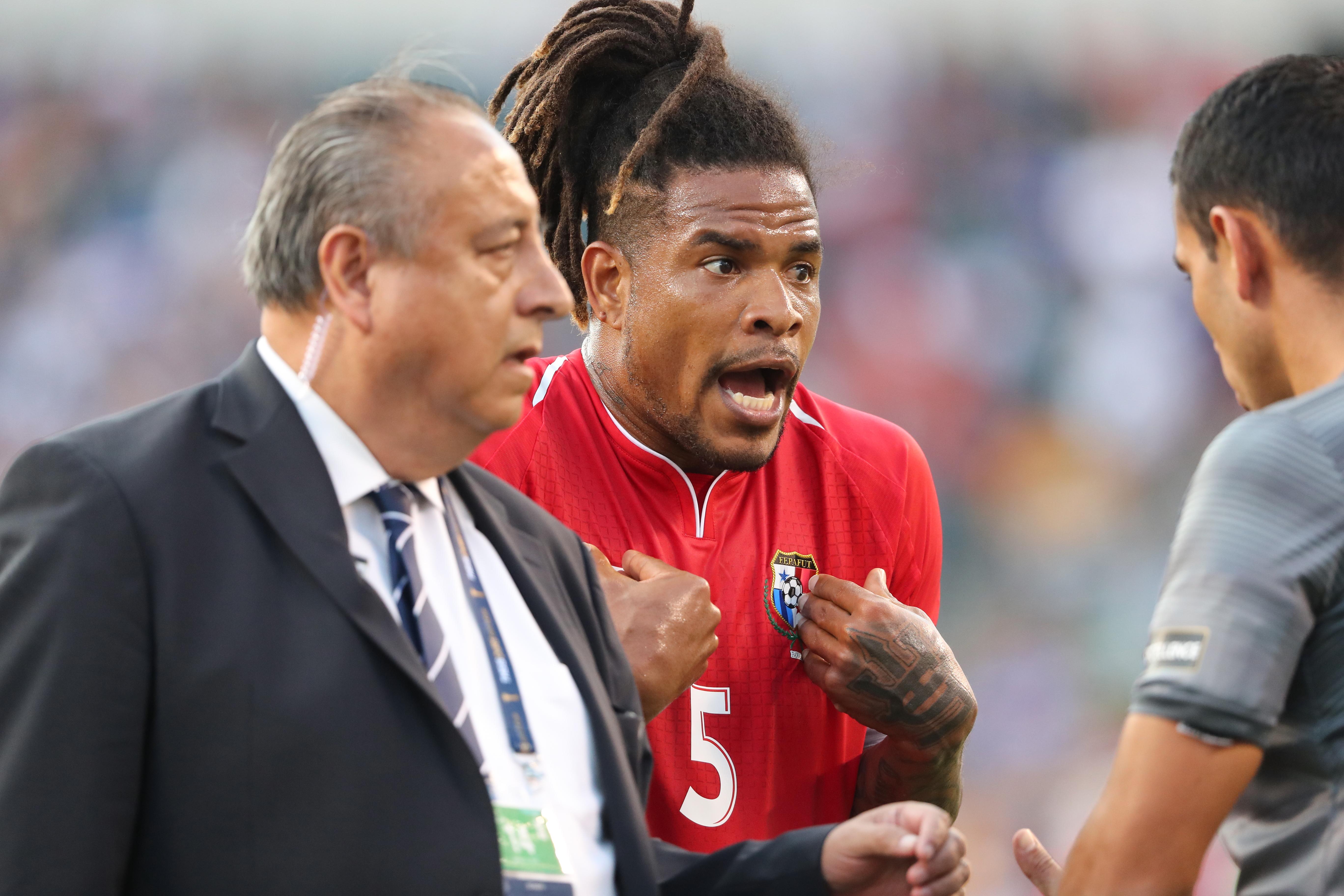 牙买加v巴拿马:四分之一决赛 -  2019 CONCACAF金杯赛