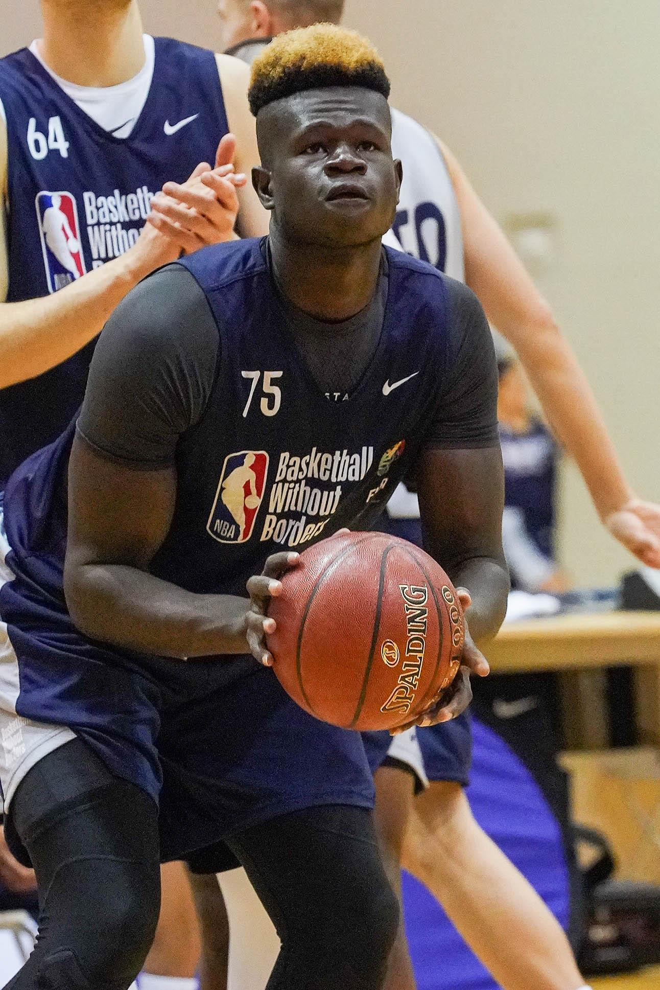 NBA: All Star-Borders Global Camp