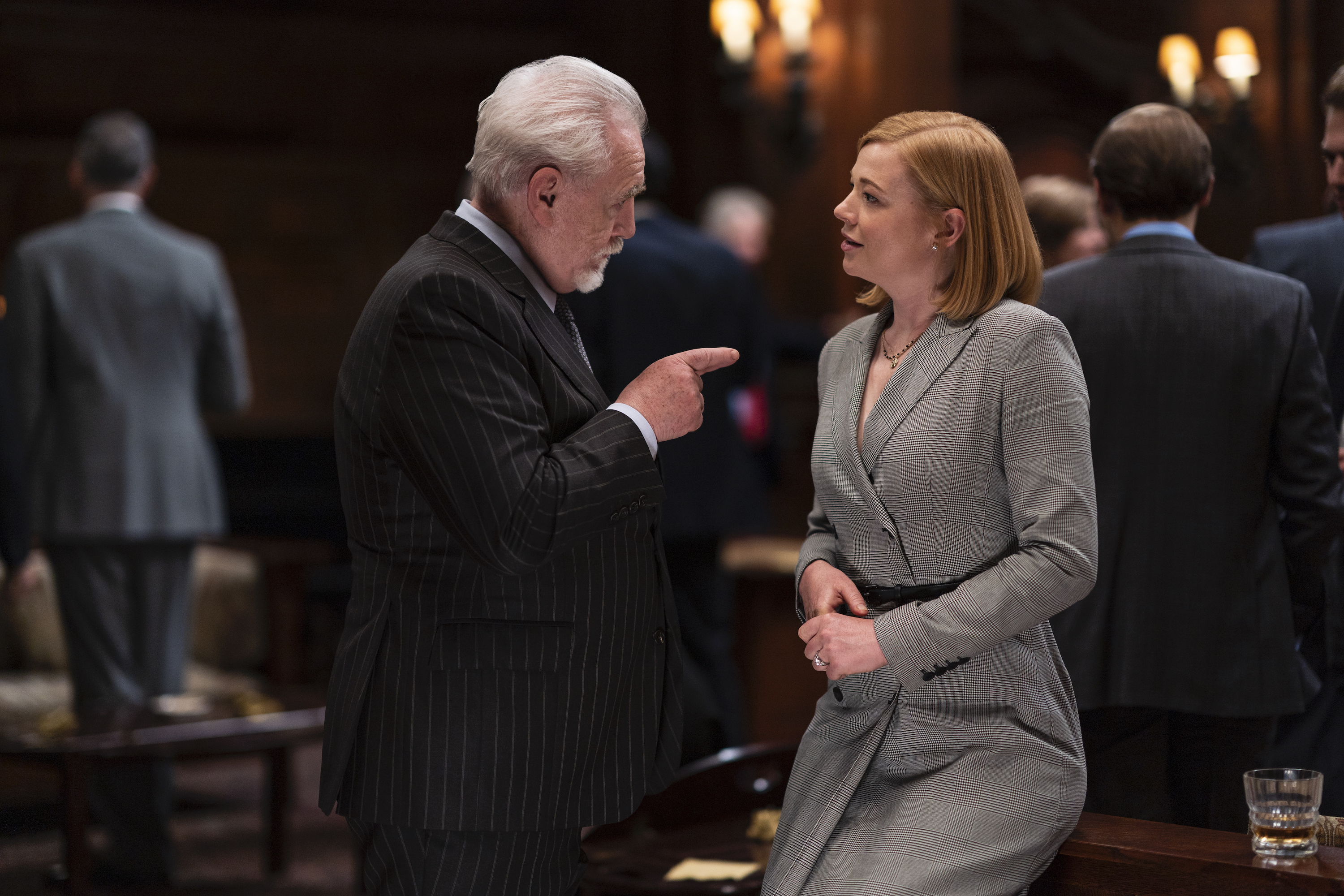 Succession penultimate season 2 episode is more optimistic than the show's ever been