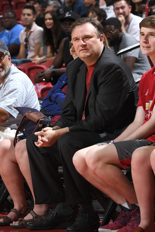 2018 Las Vegas Summer League - Cleveland Cavaliers v Houston Rockets