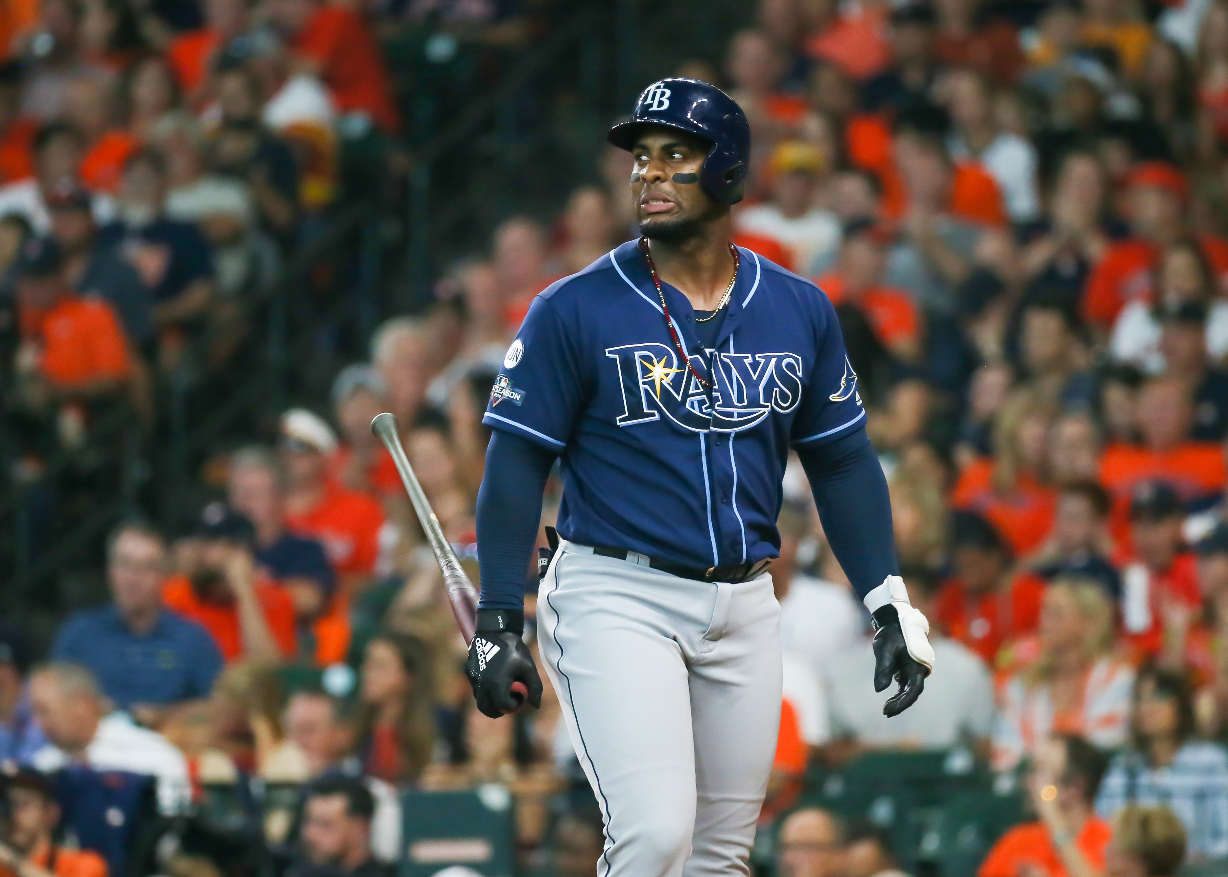 MLB: OCT 04 ALDS - Rays at Astros