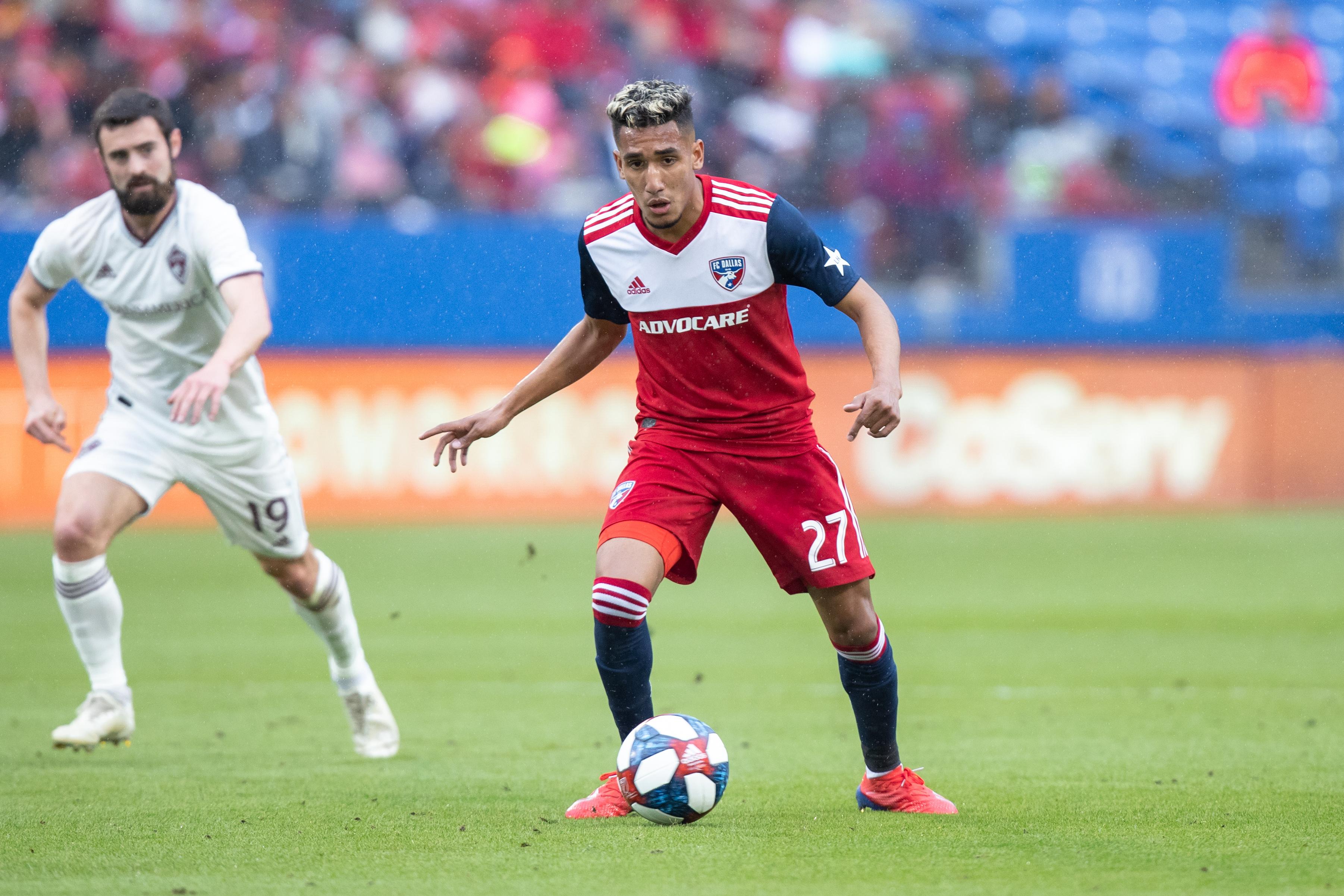 SOCCER: MAR 23 MLS - Colorado Rapids at FC Dallas