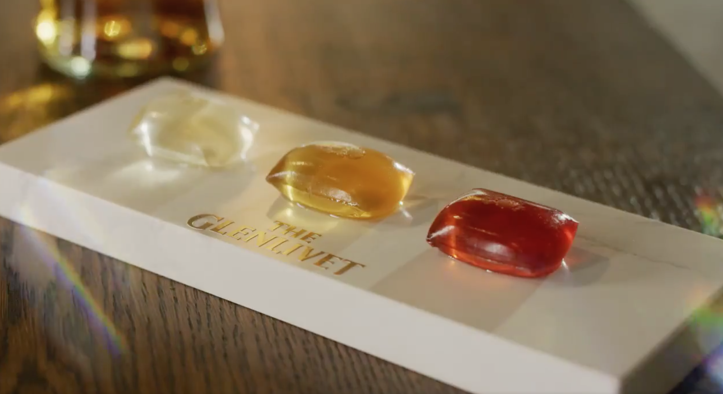 The Glenlivet Scotch Pod Is Essentially Gushers for Grownups