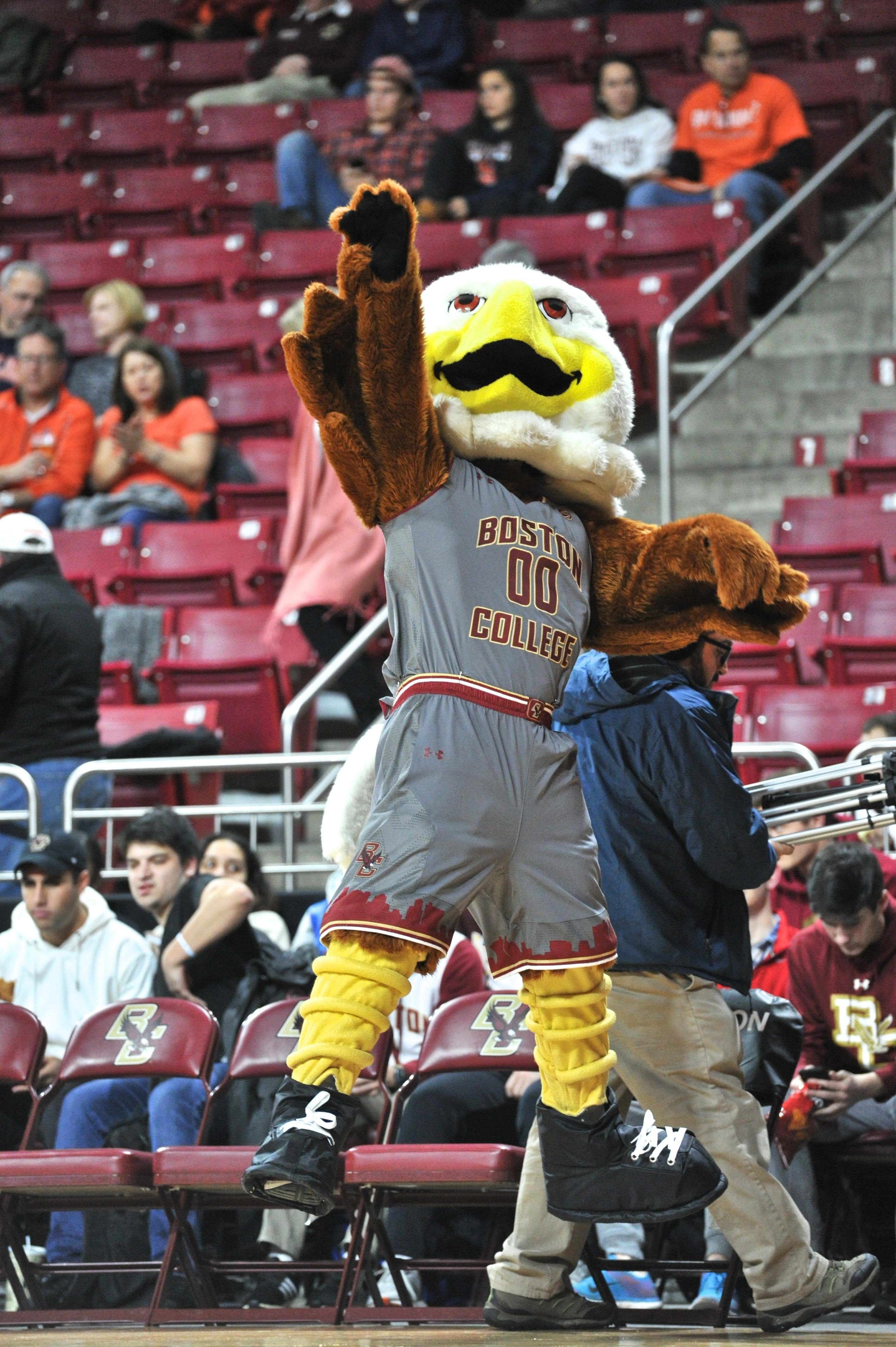 COLLEGE BASKETBALL: JAN 30 Syracuse at Boston College