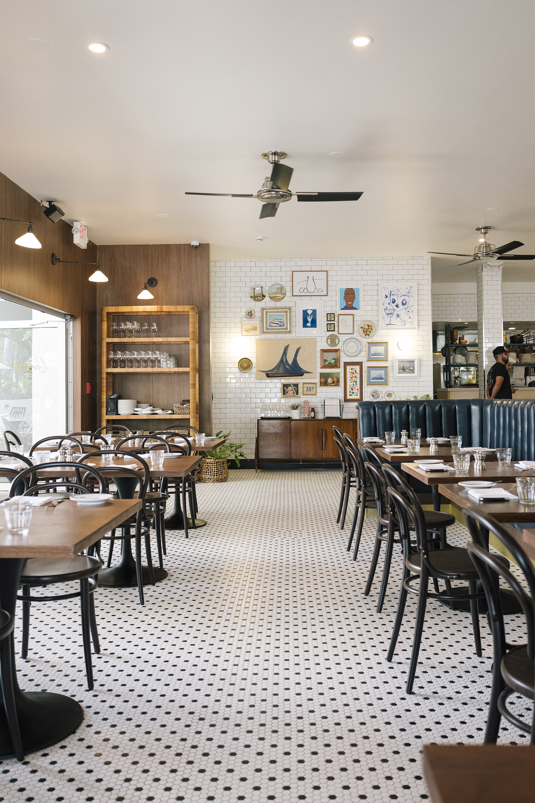 Take a Look Around the New All-Day American Eatery by the Mandolin Team