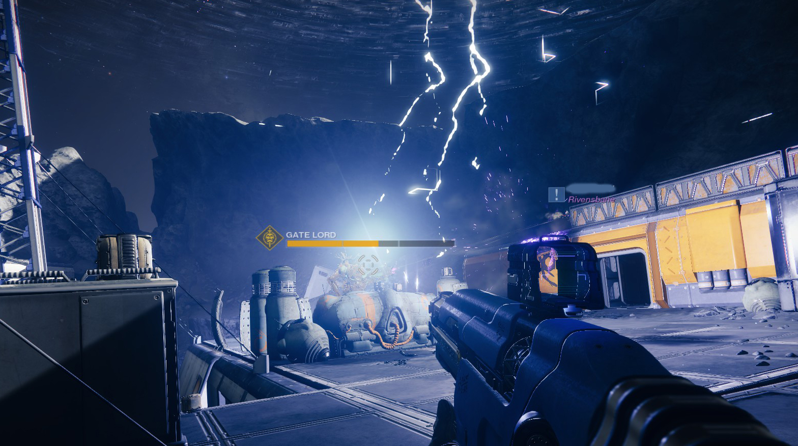 How to access the Destiny 2: Shadowkeep's Vex Offensive mode