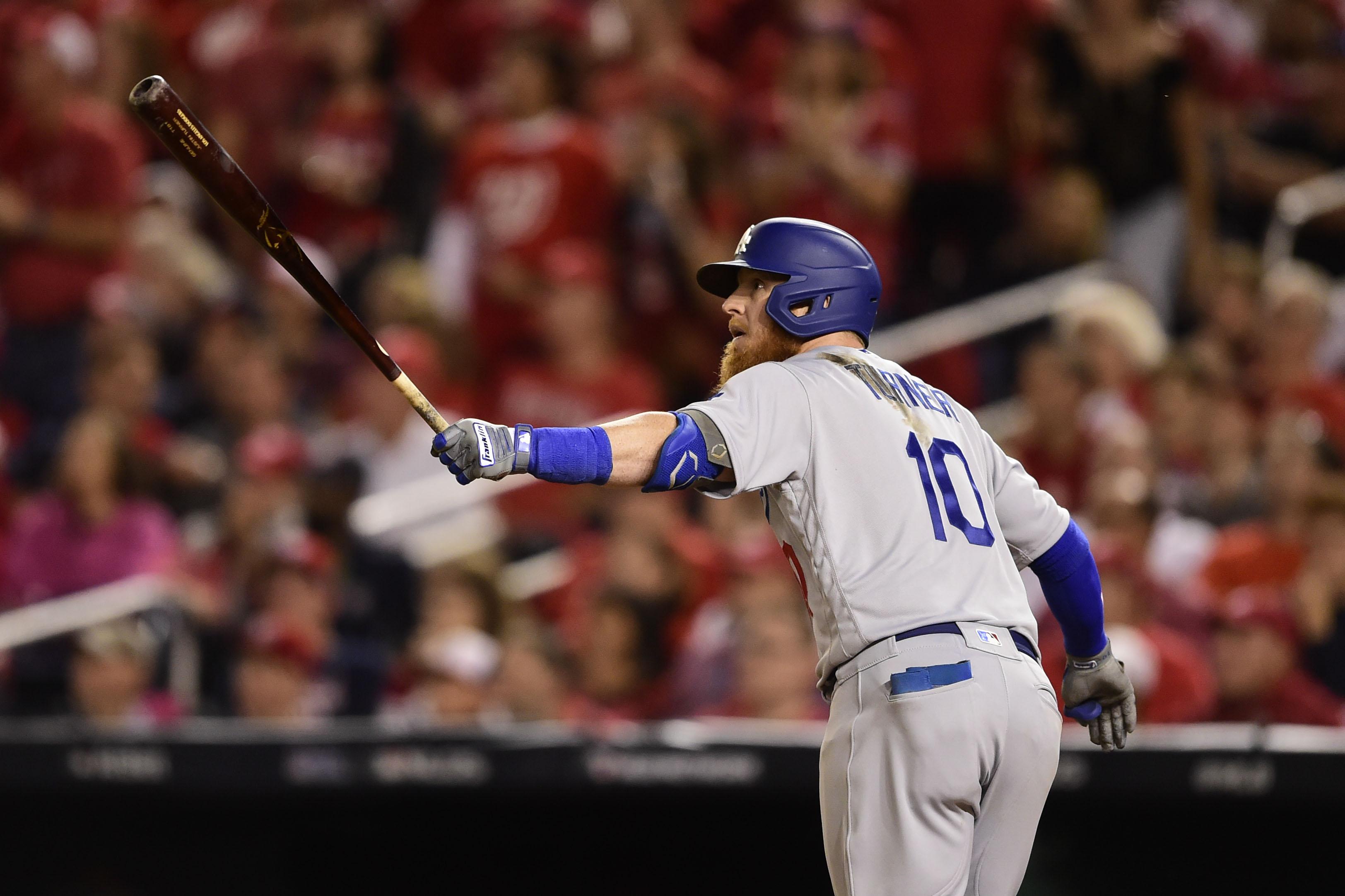 MLB: NLDS-Los Angeles Dodgers at Washington Nationals