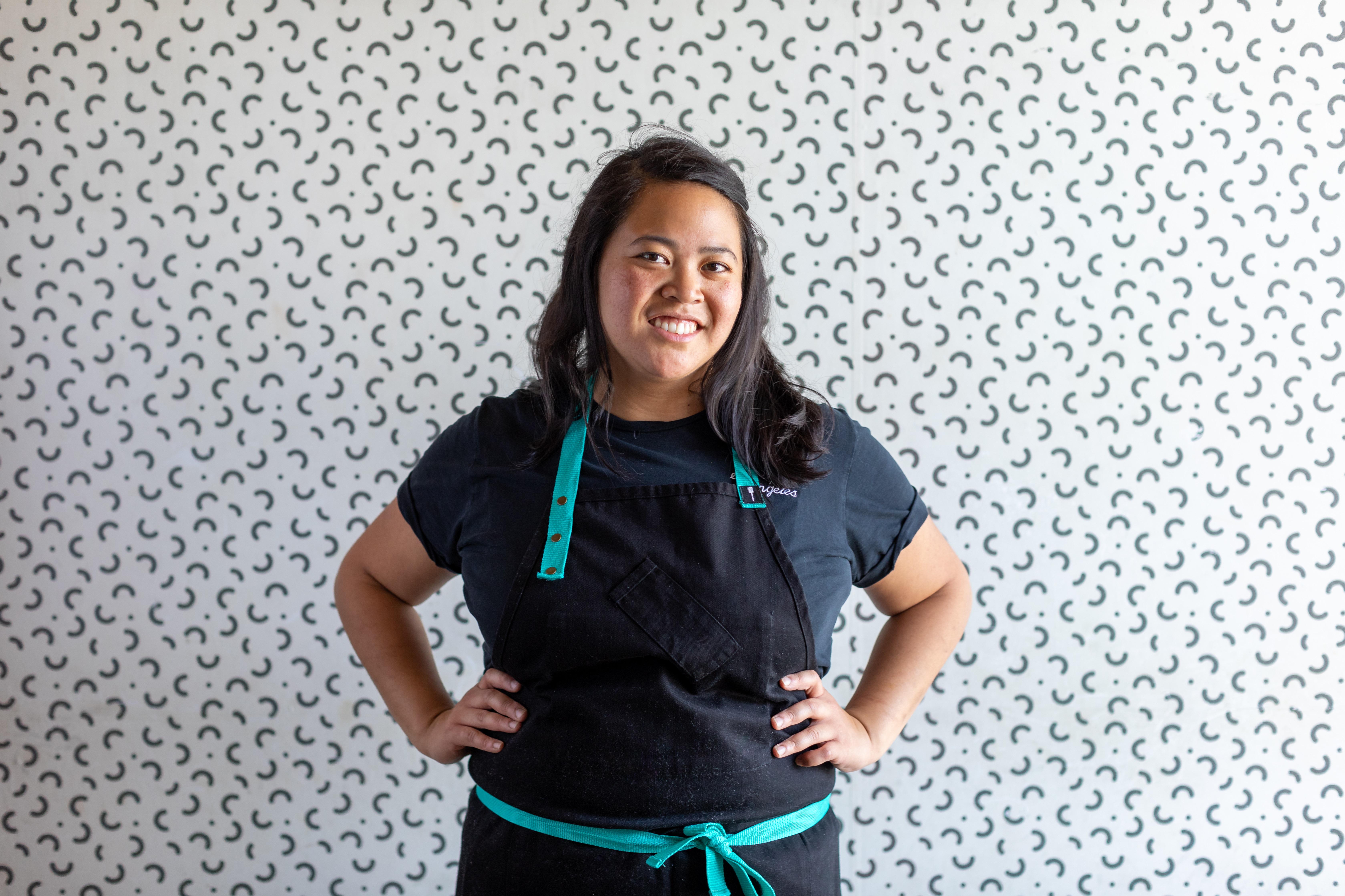 Sabel Braganza, head chef at E.P. & L.P.