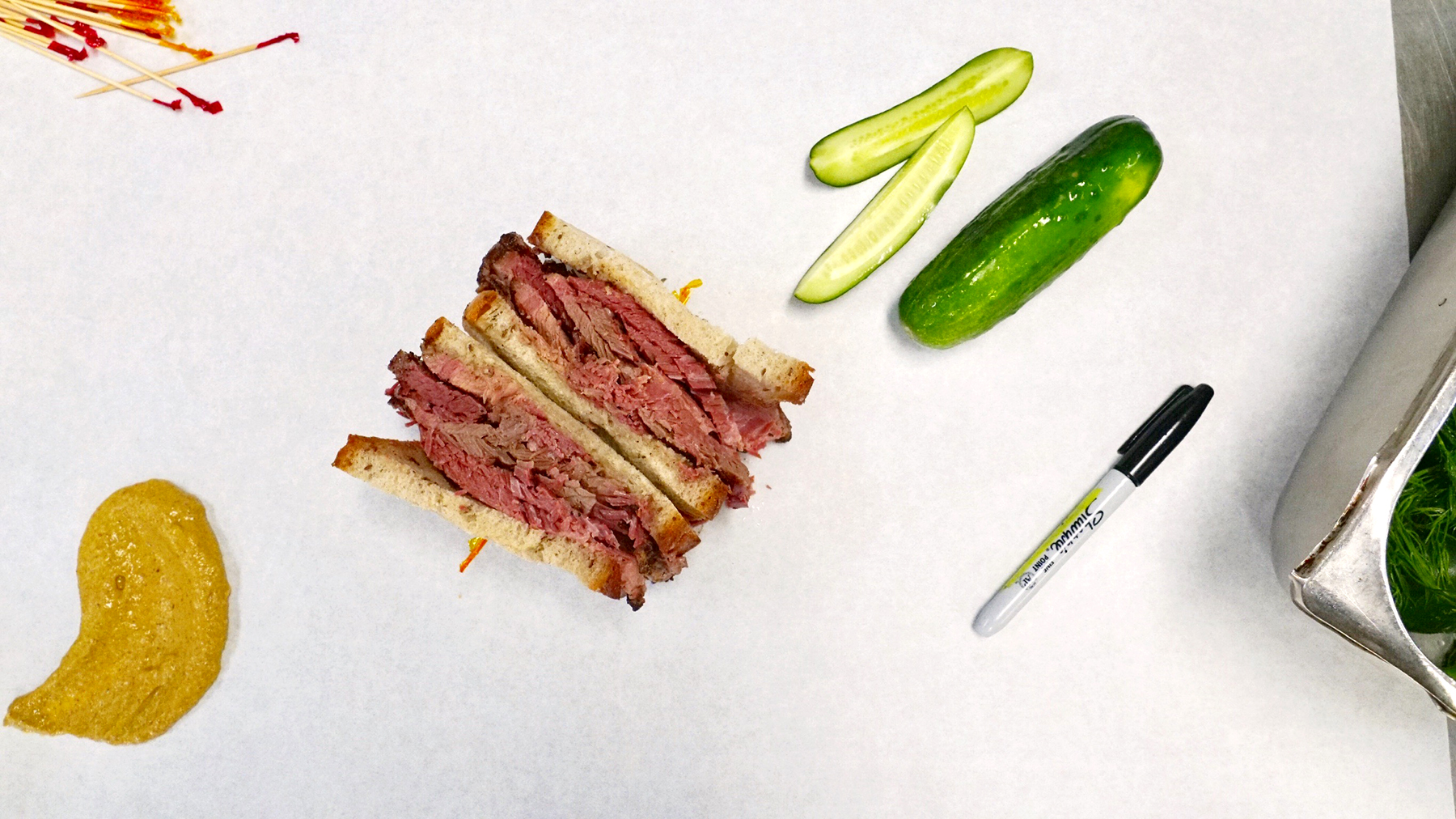 Michael Schwartz Launches a Delivery Only Deli