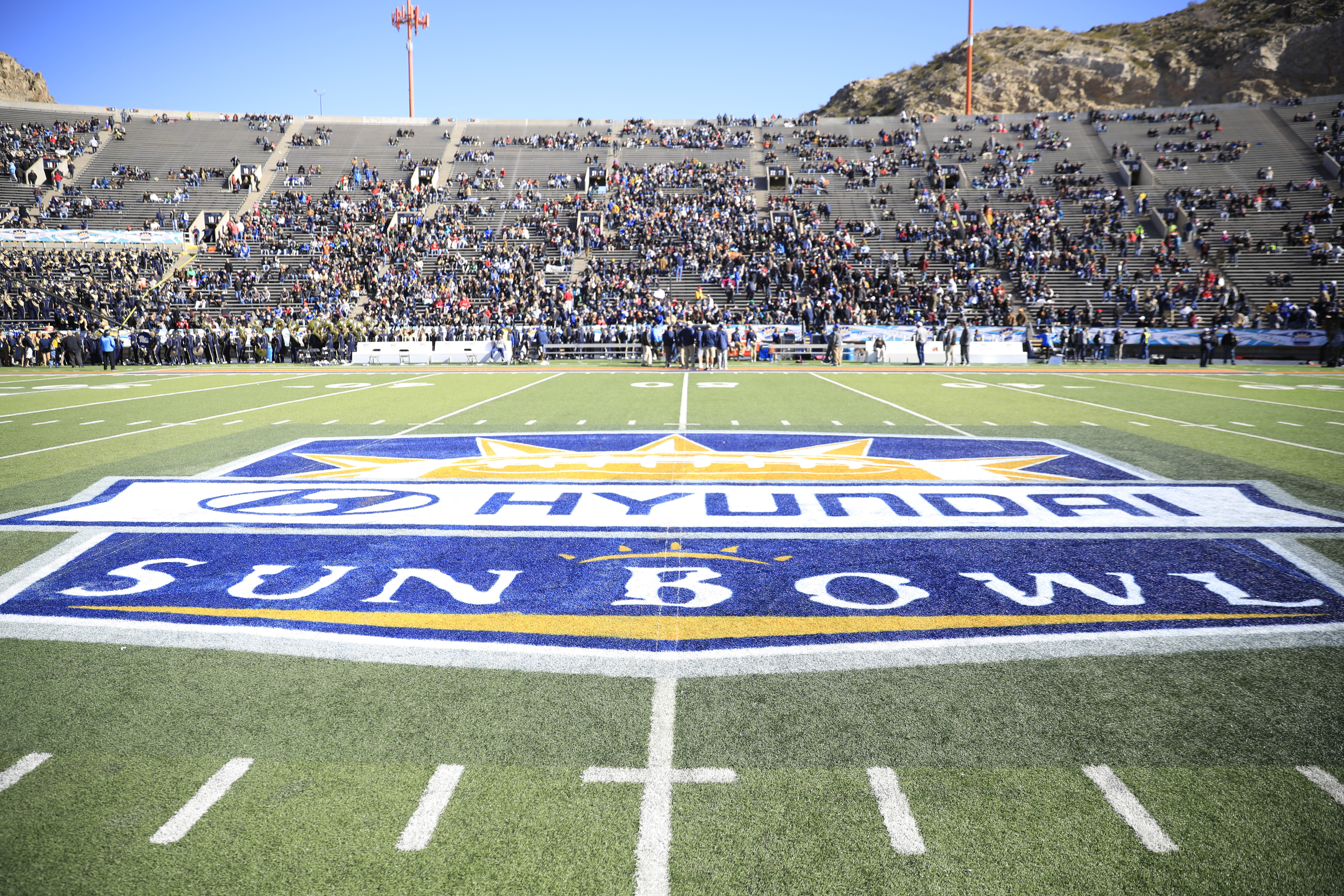 COLLEGE FOOTBALL: DEC 31 Sun Bowl - Stanford v Pitt
