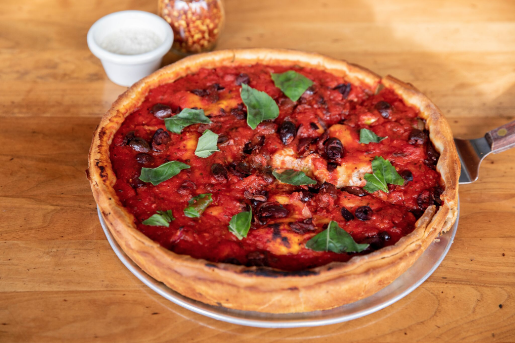 Deep Dish Pizza Specialists Debut in Hillcrest