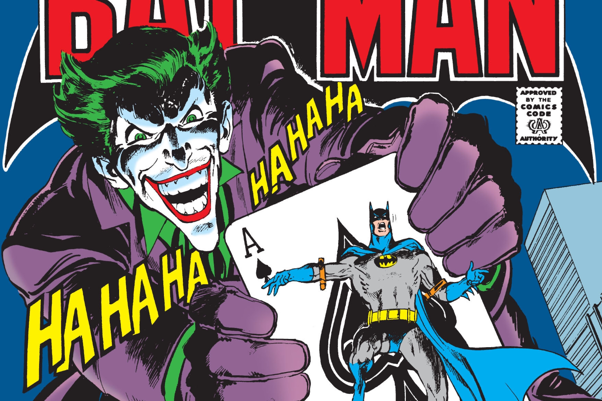 The secret to the Joker's 50 year transition from trickster to 'twisted'