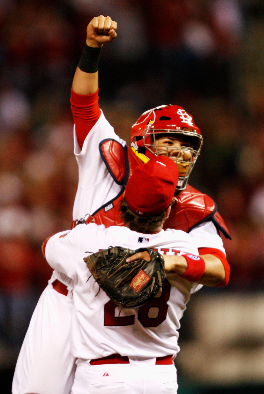 NLDS Game 4: San Diego Padres v St. Louis Cardinals