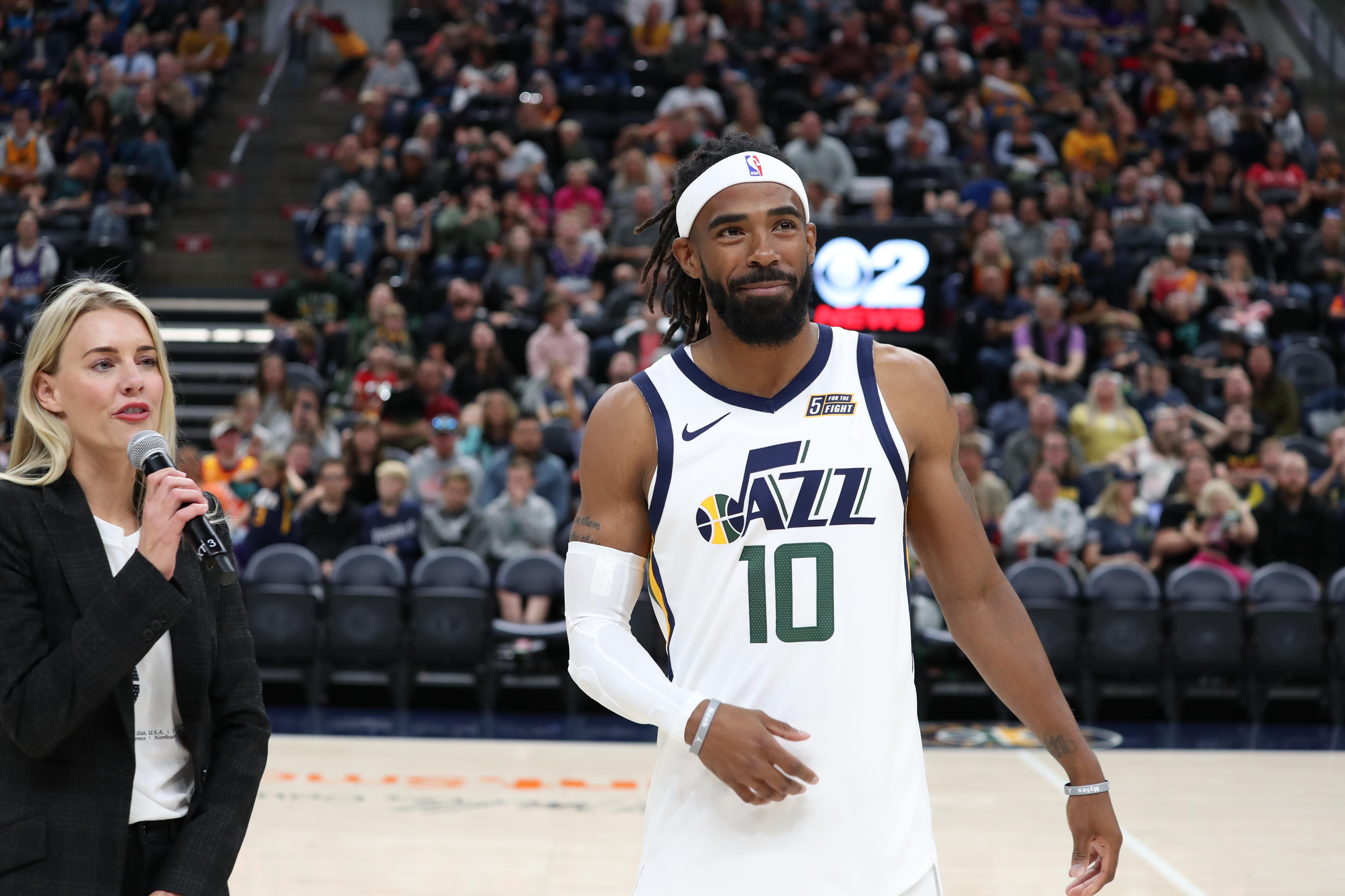 Utah Jazz Meet the Team