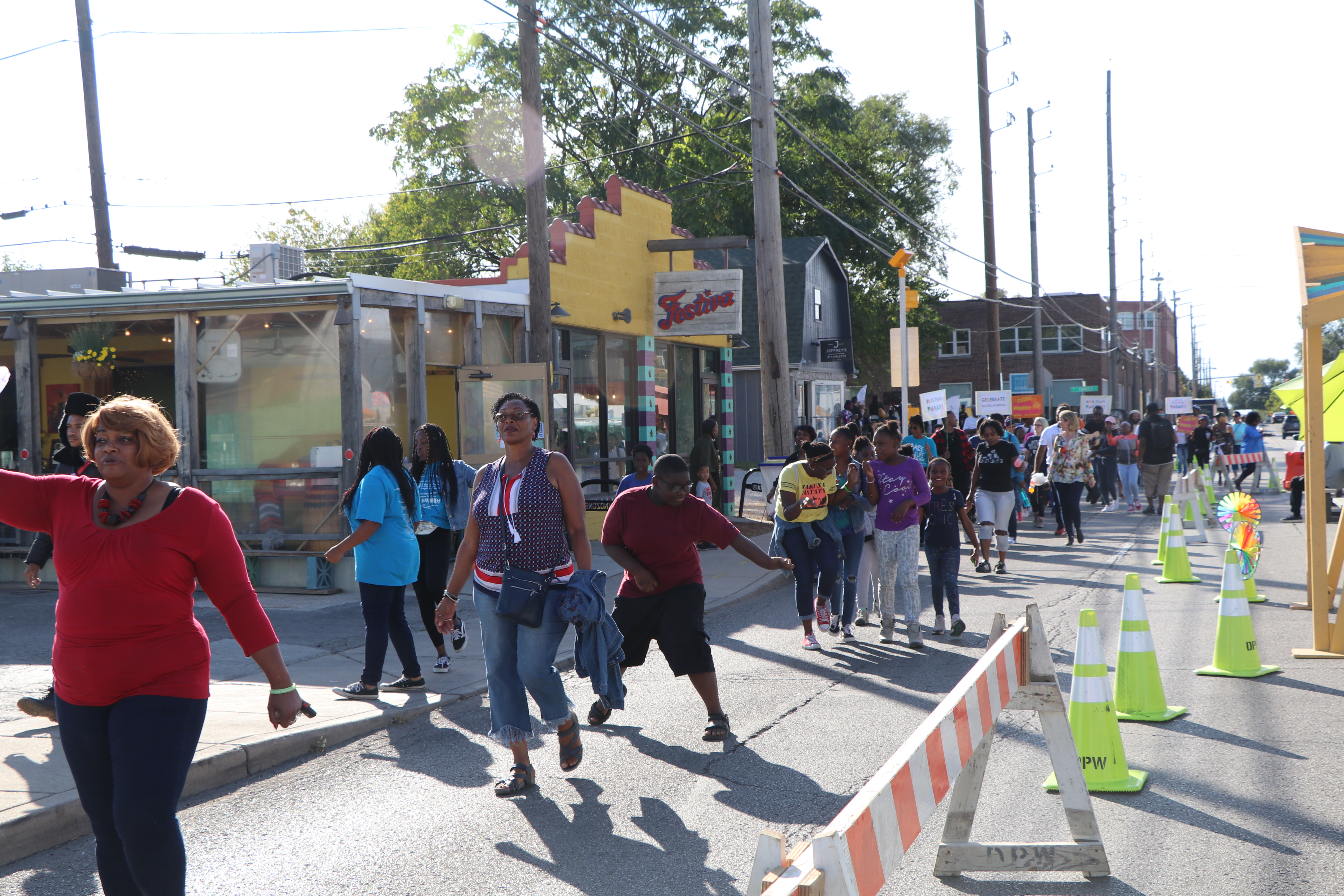 How a block party augurs the equitable future of Indianapolis