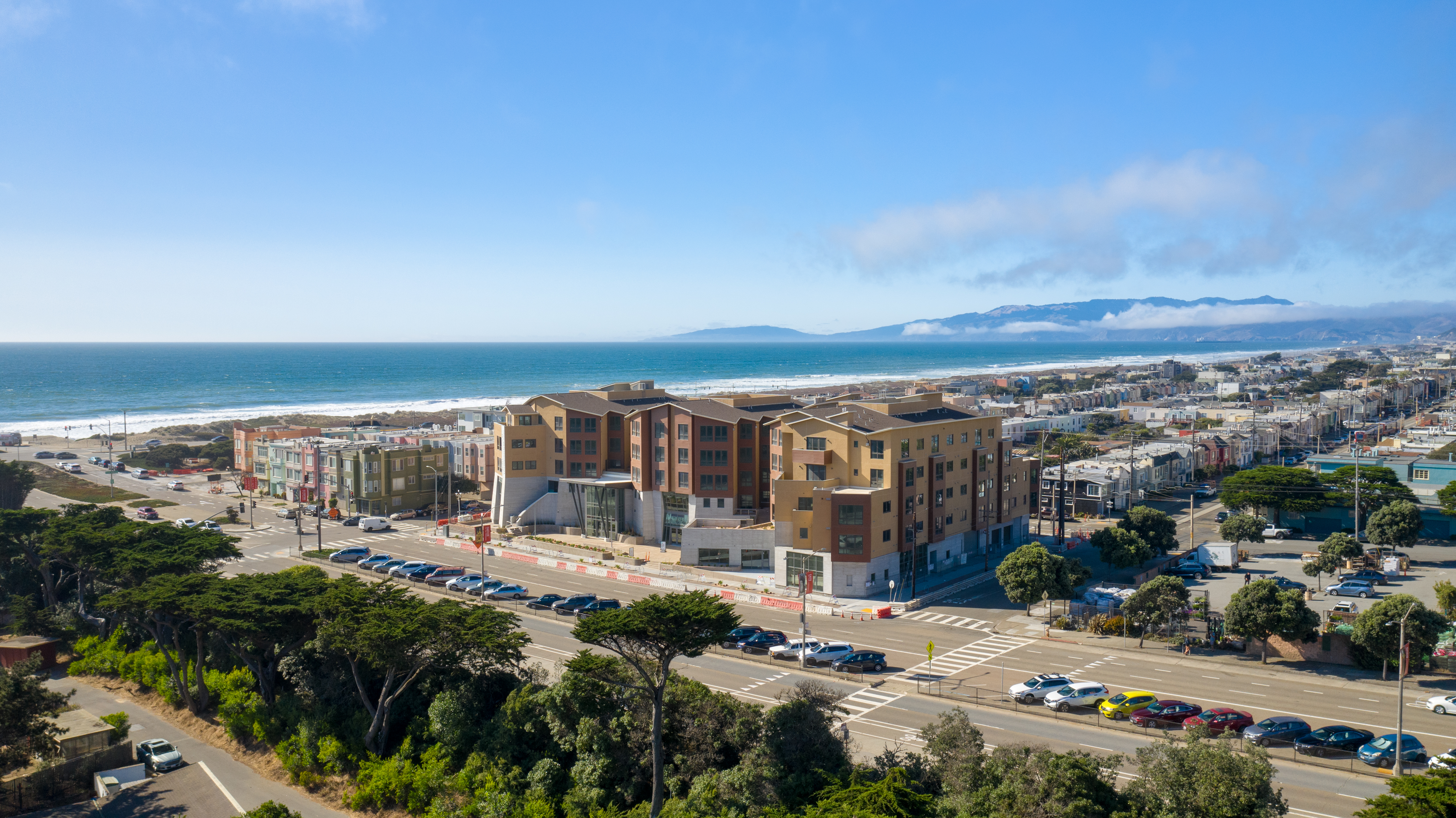 Check out the Outer Sunset's first major condo development in years