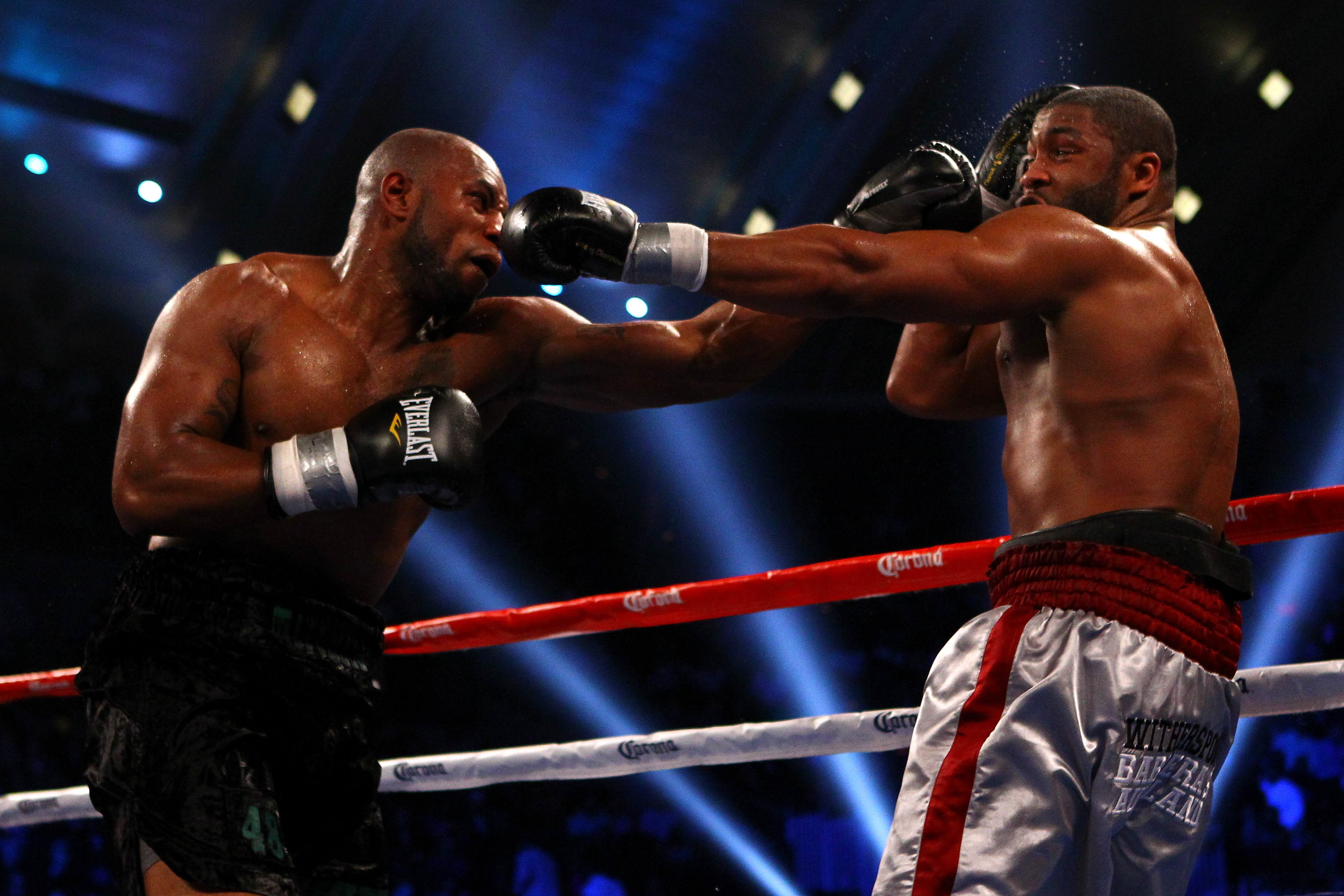 Seth Mitchell v Chazz Witherspoon