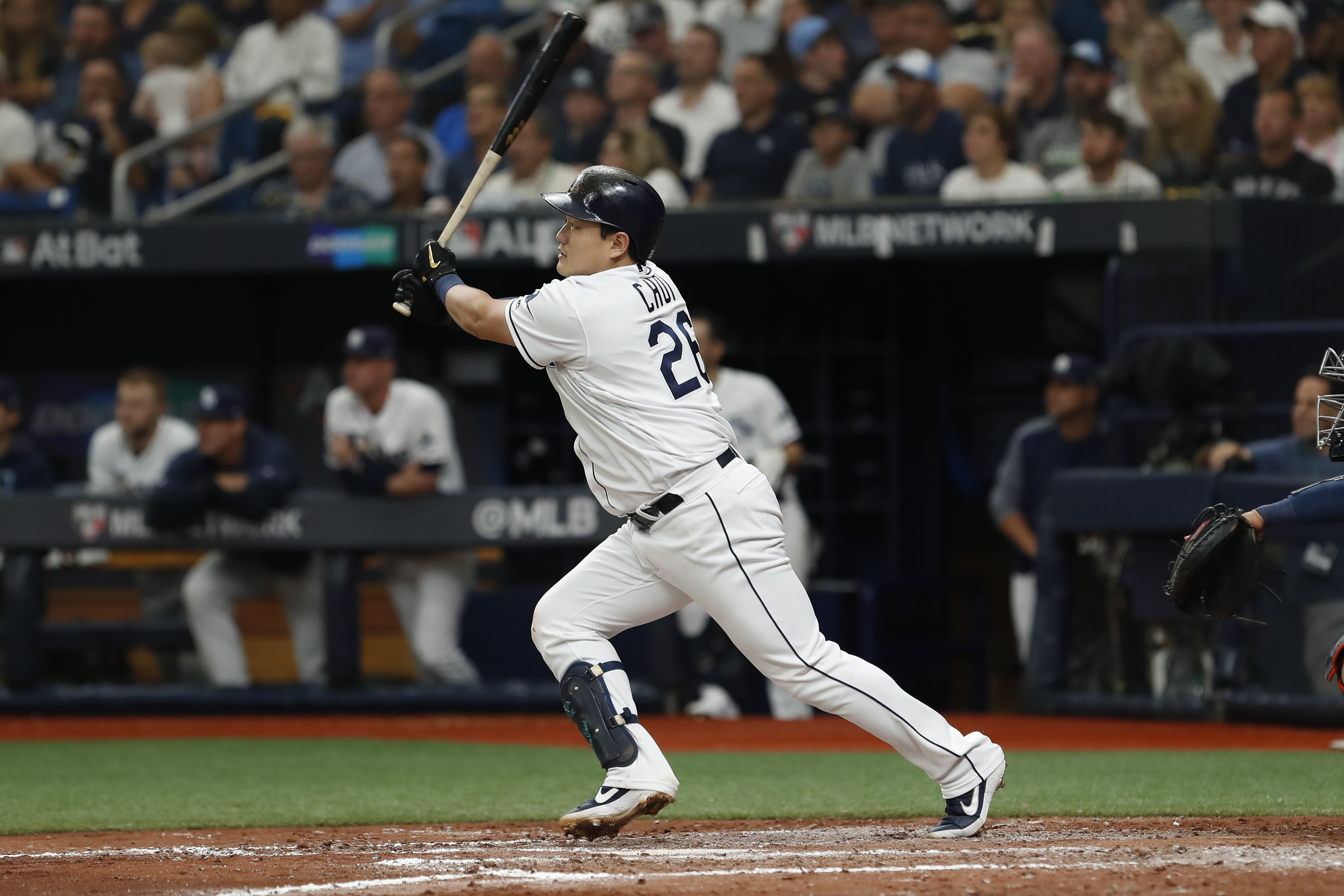 MLB: OCT 07 ALDS - Astros at Rays