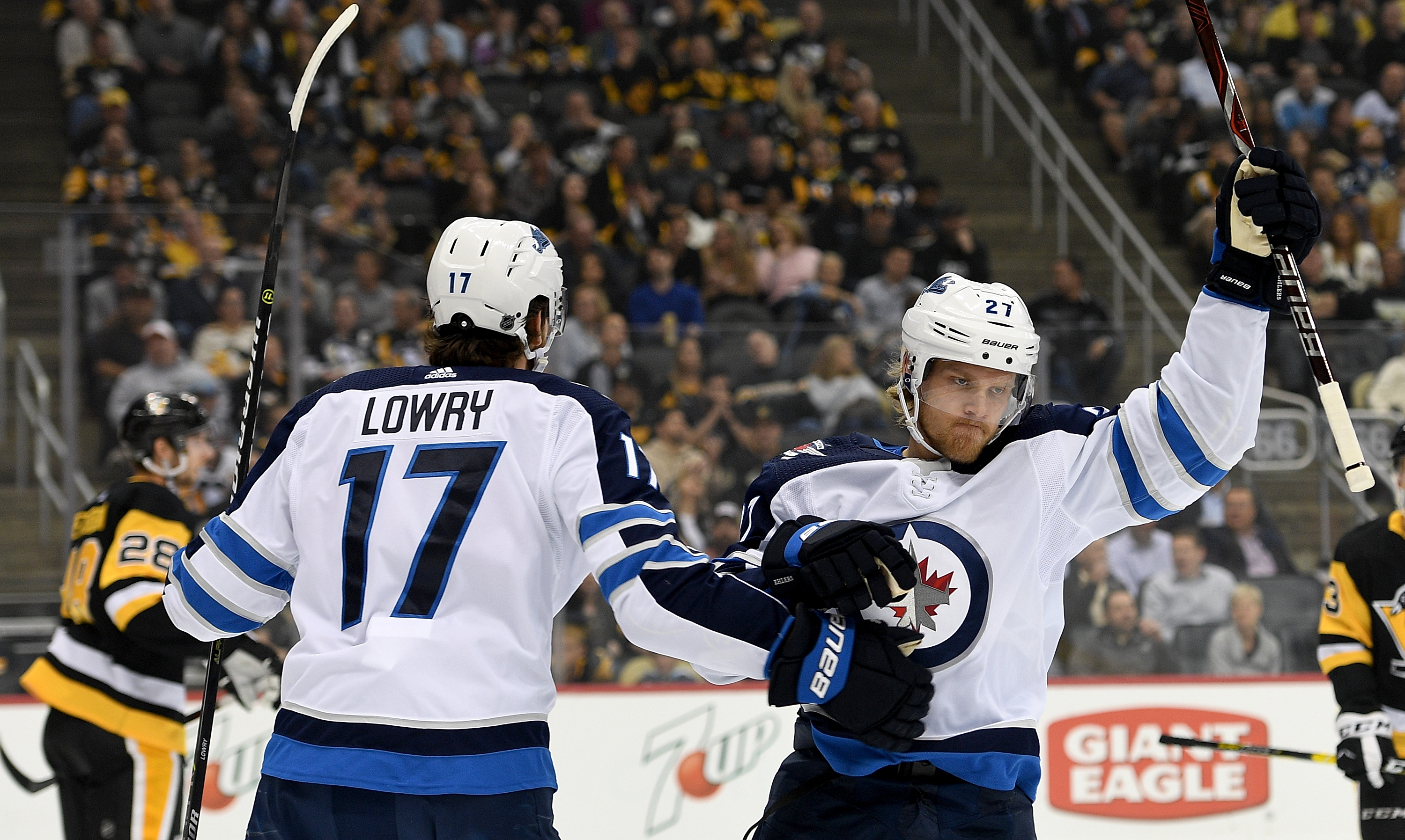 Winnipeg Jets v Pittsburgh Penguins