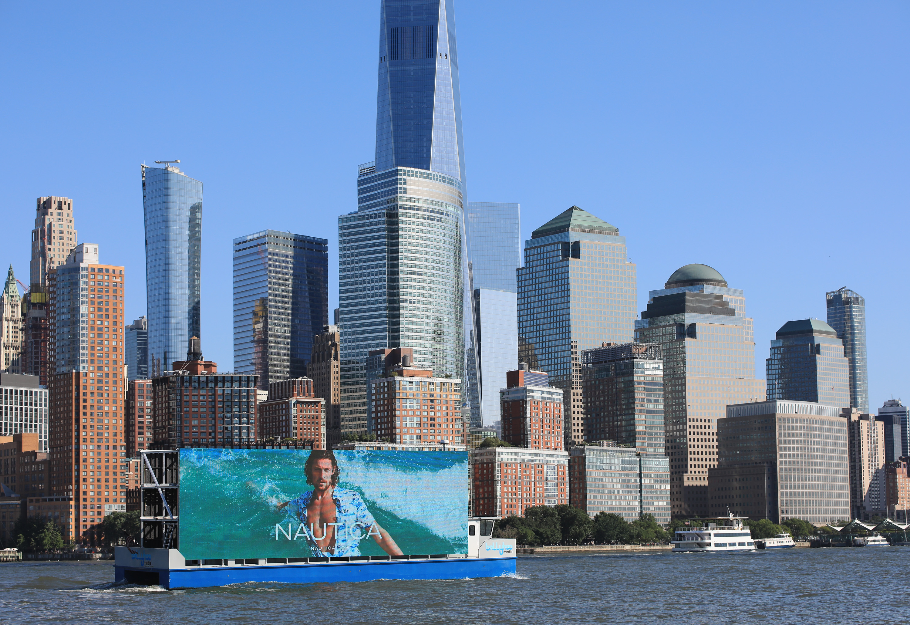 NYC declares victory over 'Times Square-style' digital floating billboards