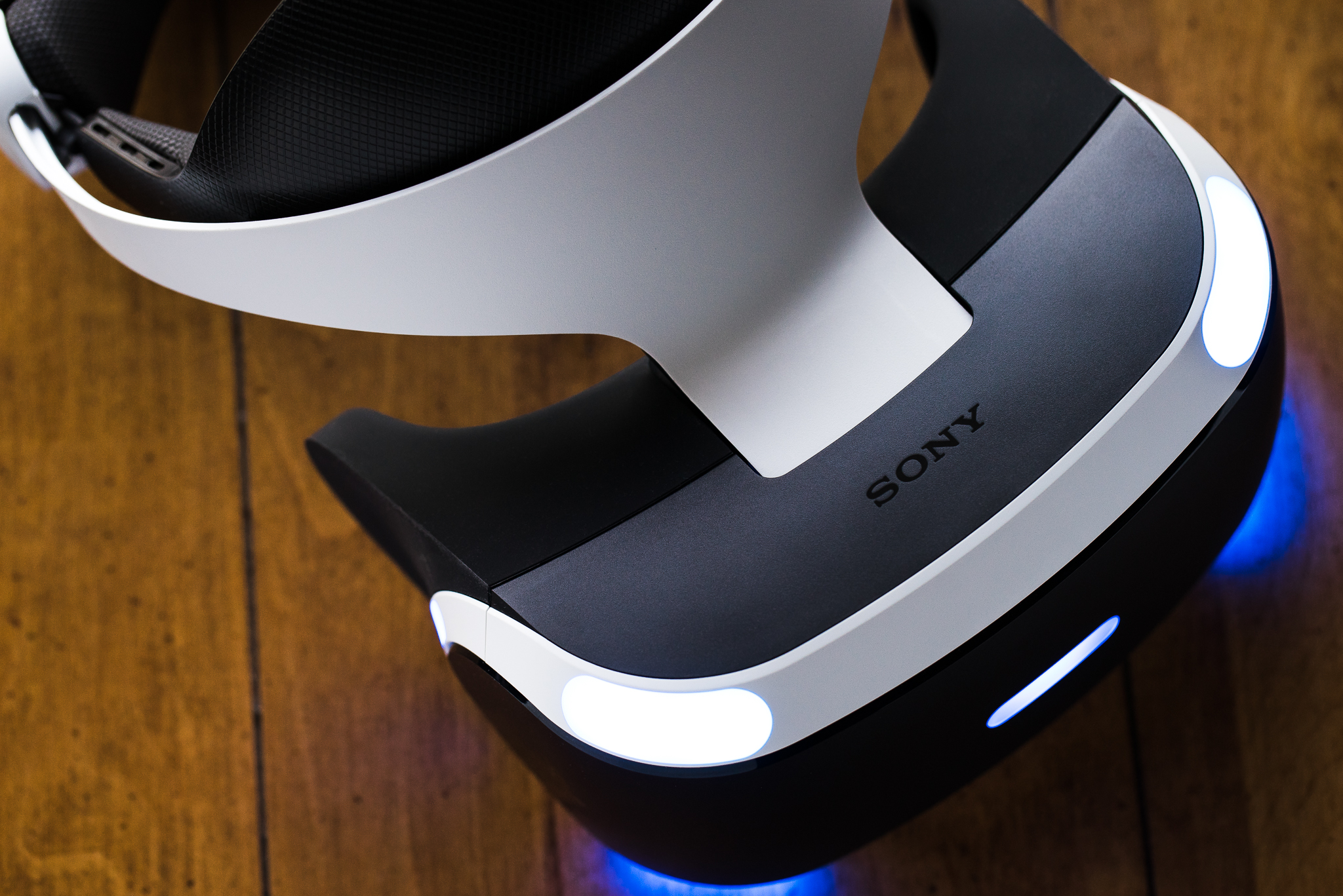 Sony's next PSVR release could be wireless, according to recent patent