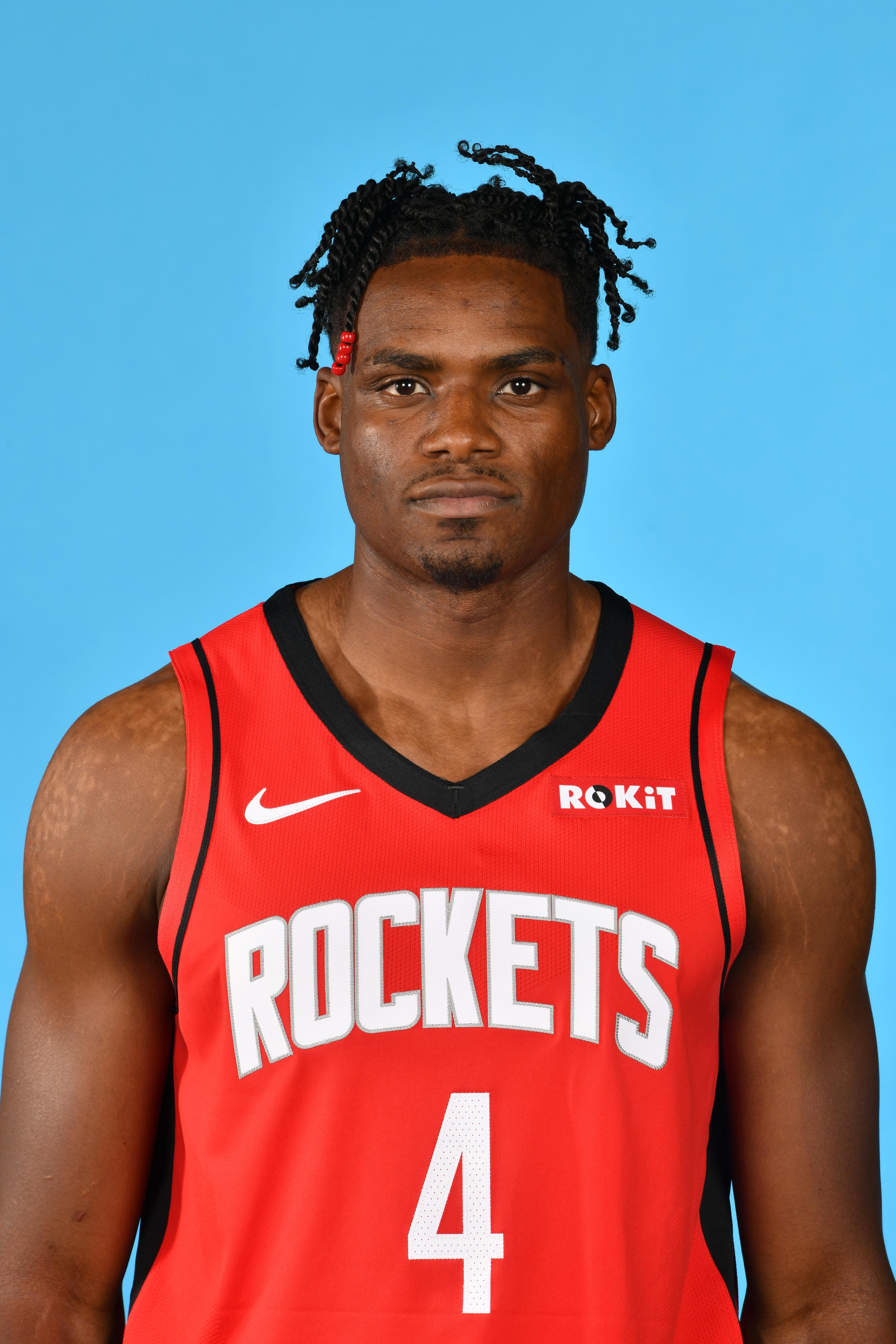 2019-20 Houston Rockets Media Day