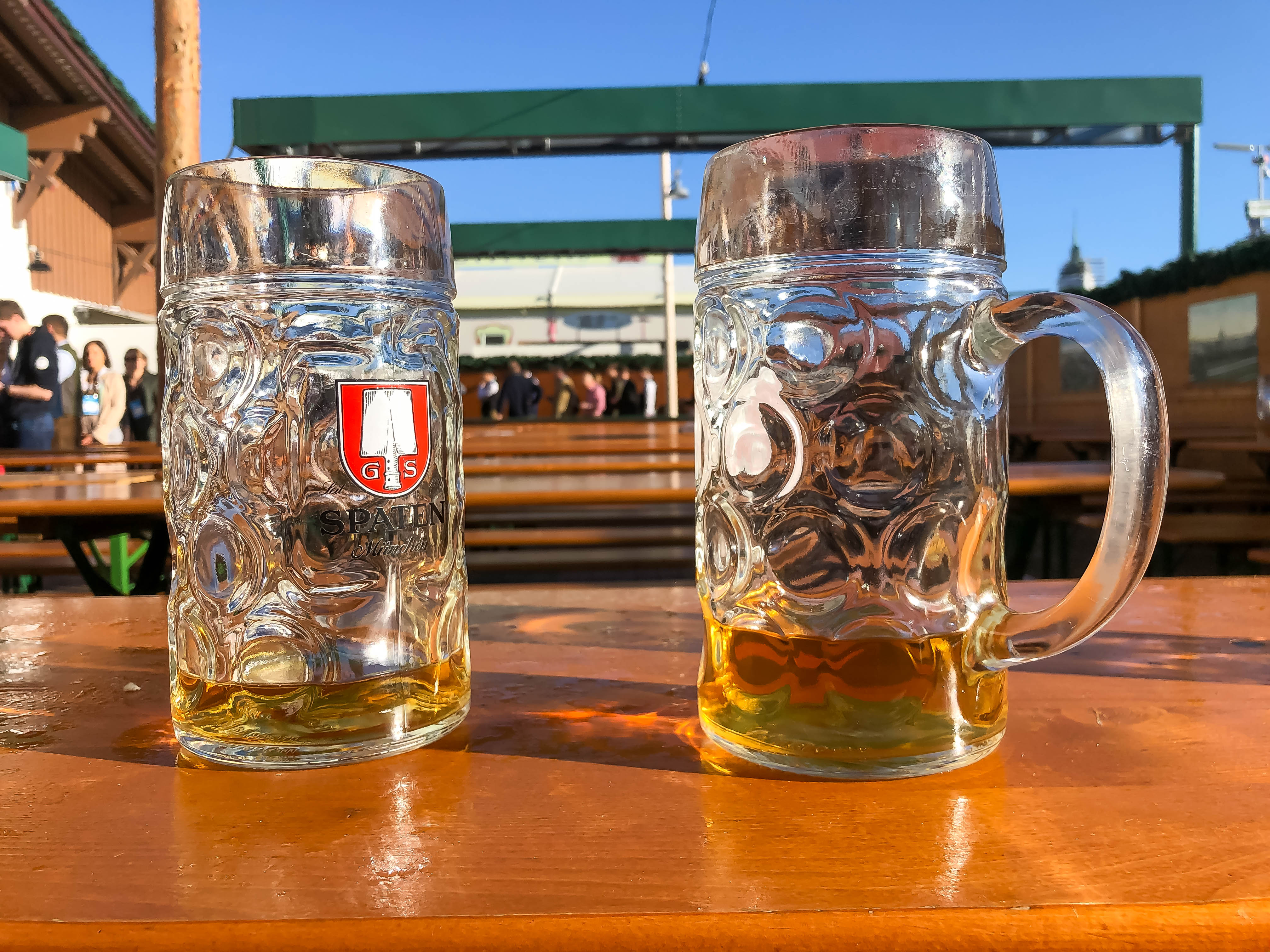 At Least 250 People Lost Their Drivers' Licenses at Oktoberfest Because of Drunken Scooter Riding