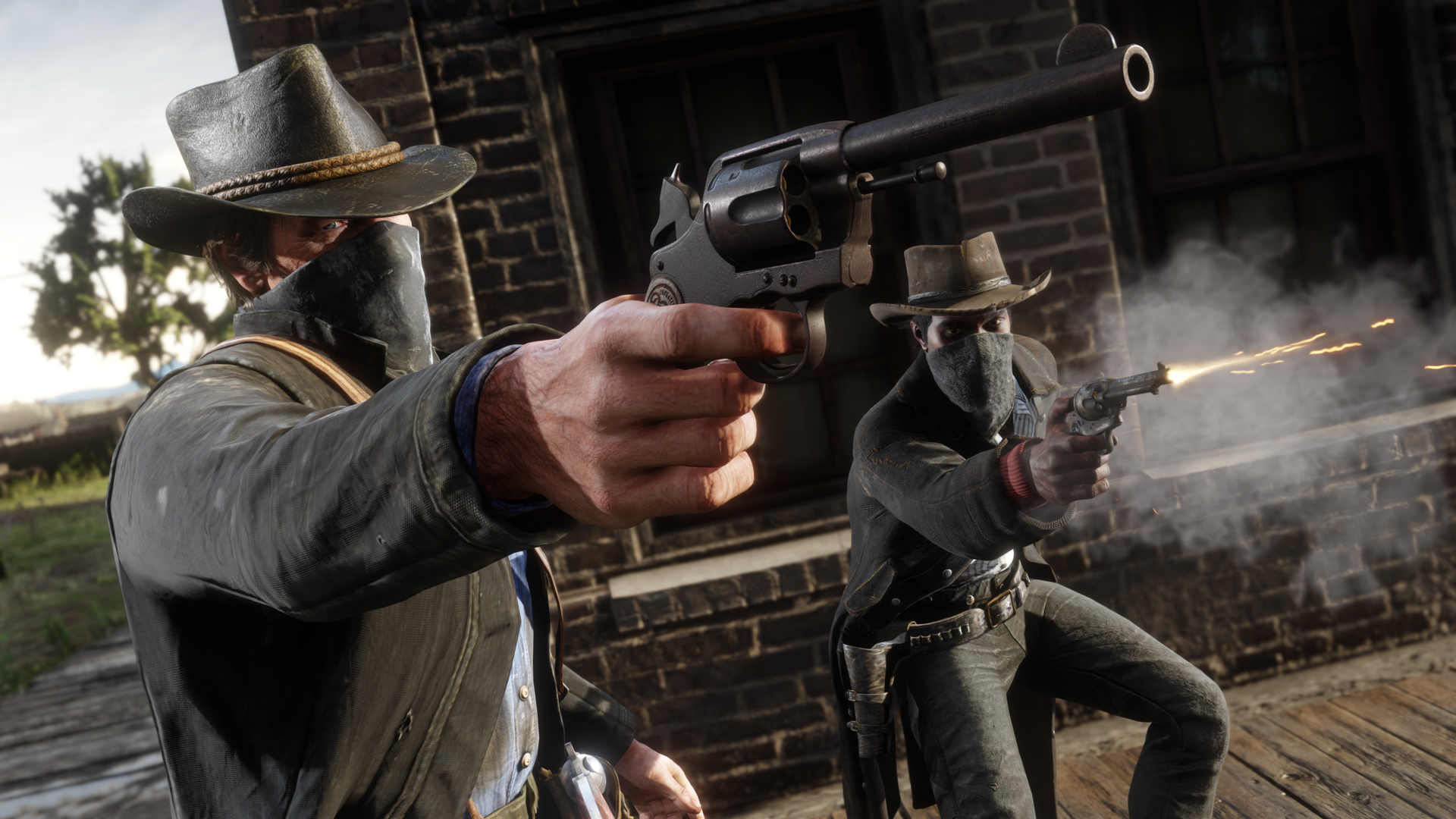 Rockstar reveals Red Dead Redemption 2's PC specs and new content