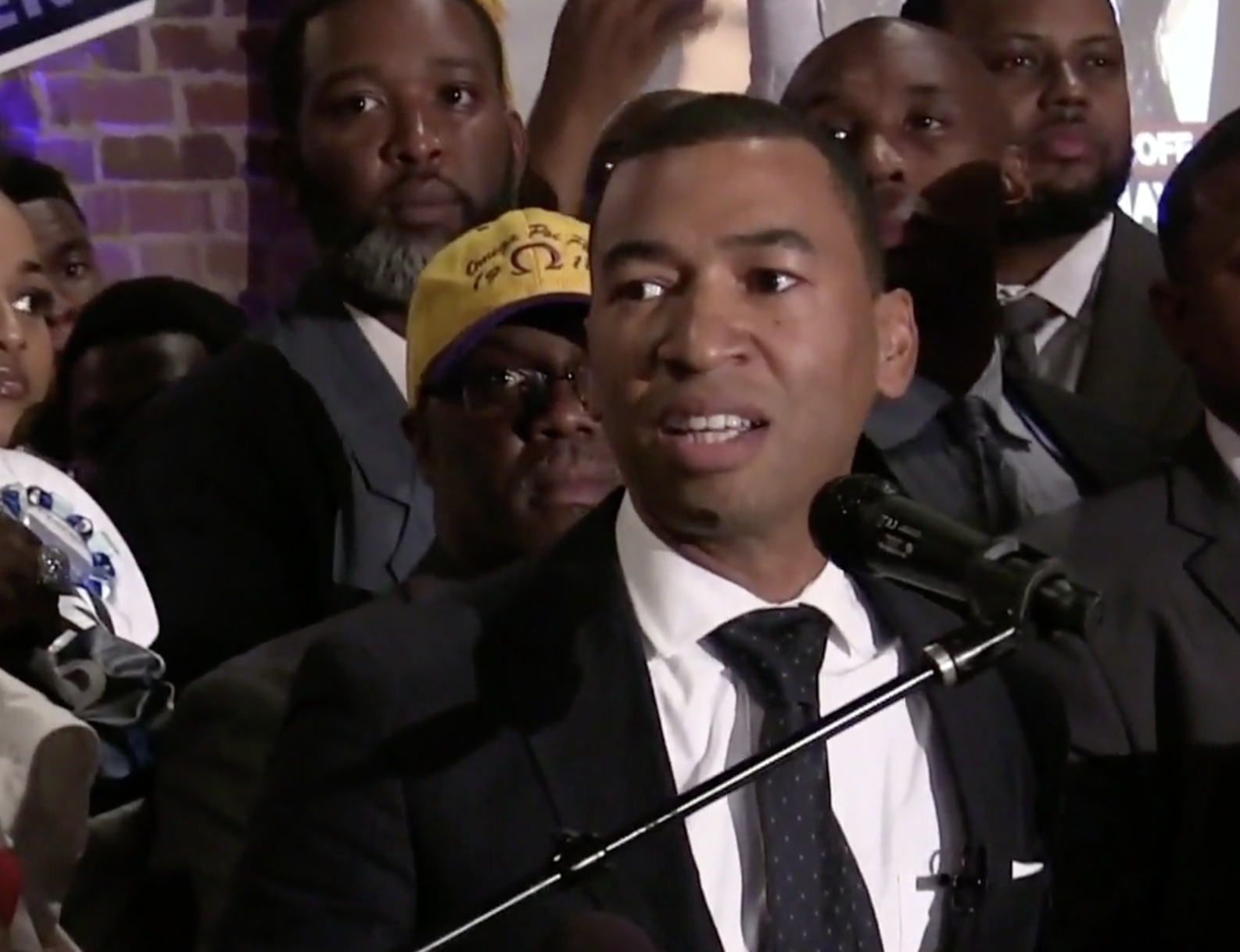 After 200 years, Montgomery, Alabama, has elected its first black mayor