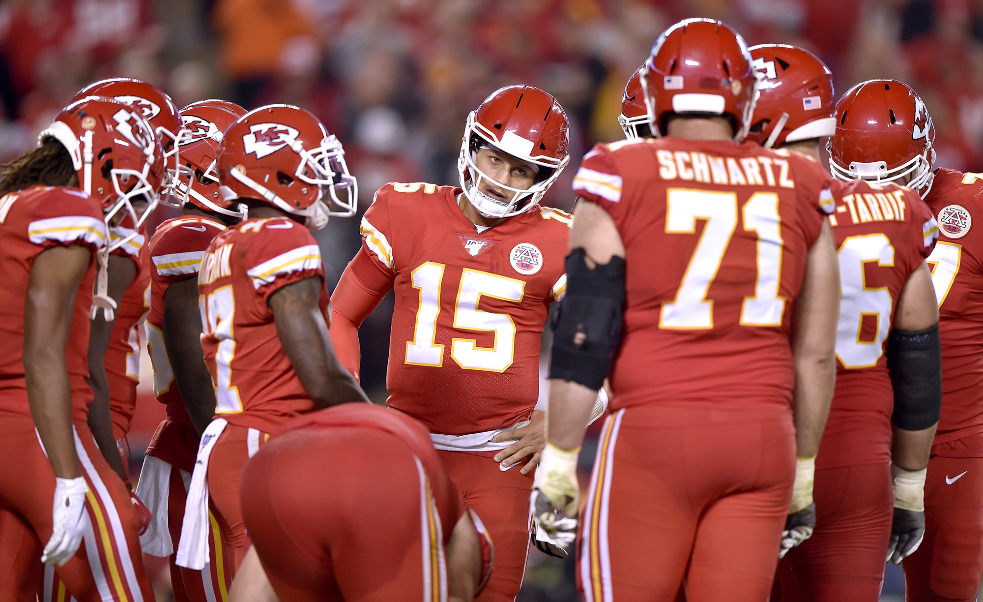 Sam Mellinger: These two clear trends are pushing against the Chiefs every week now