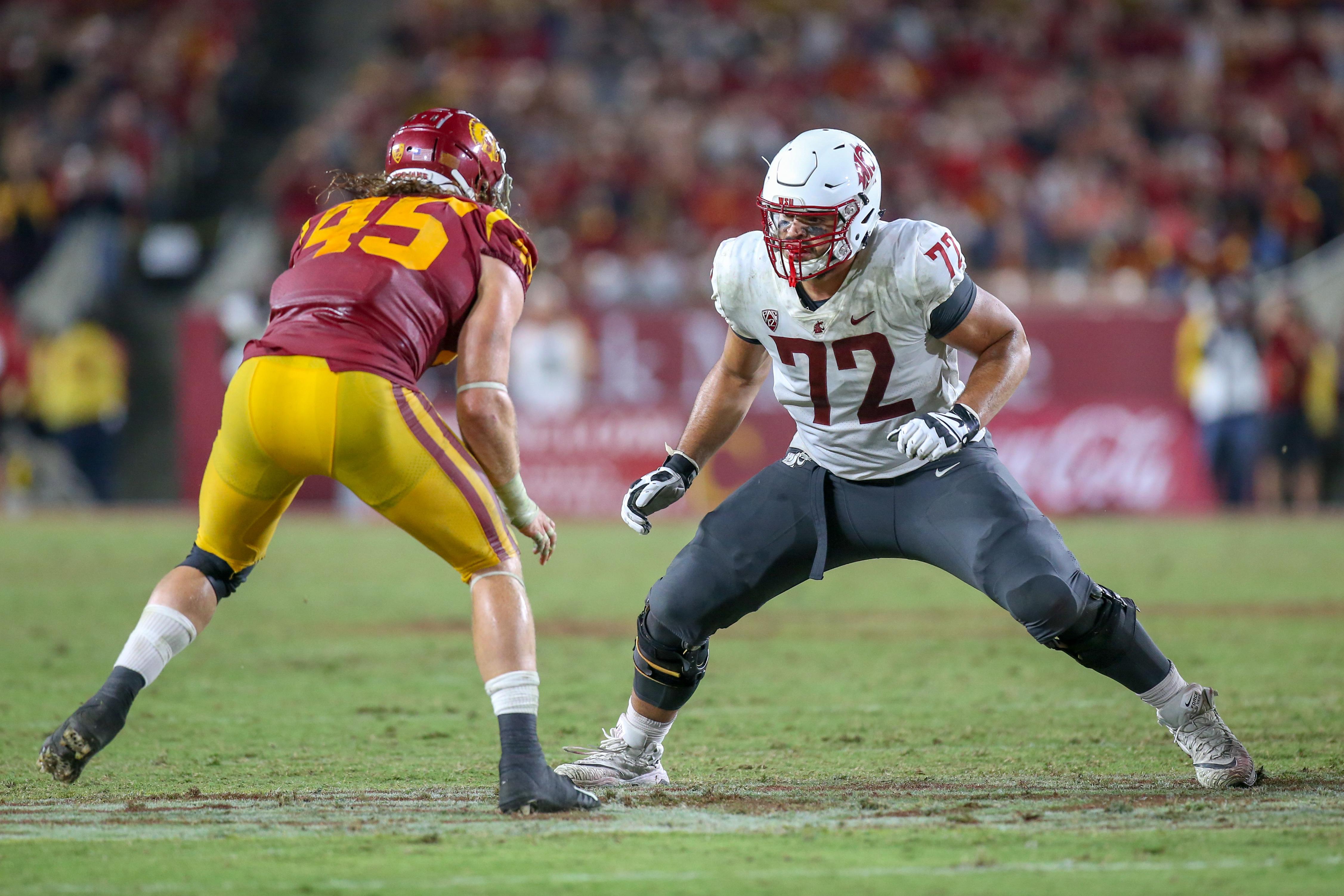 COLLEGE FOOTBALL: SEP 21 Washington State at USC