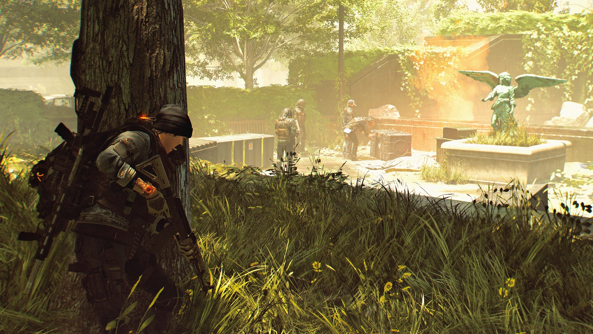 The Division 2's next update will have players fight through the Pentagon