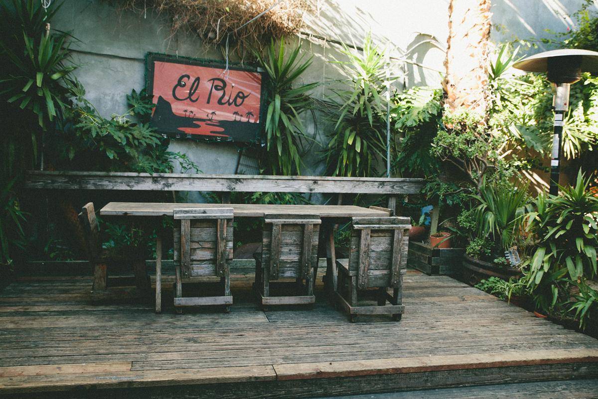 El Rio's Patio
