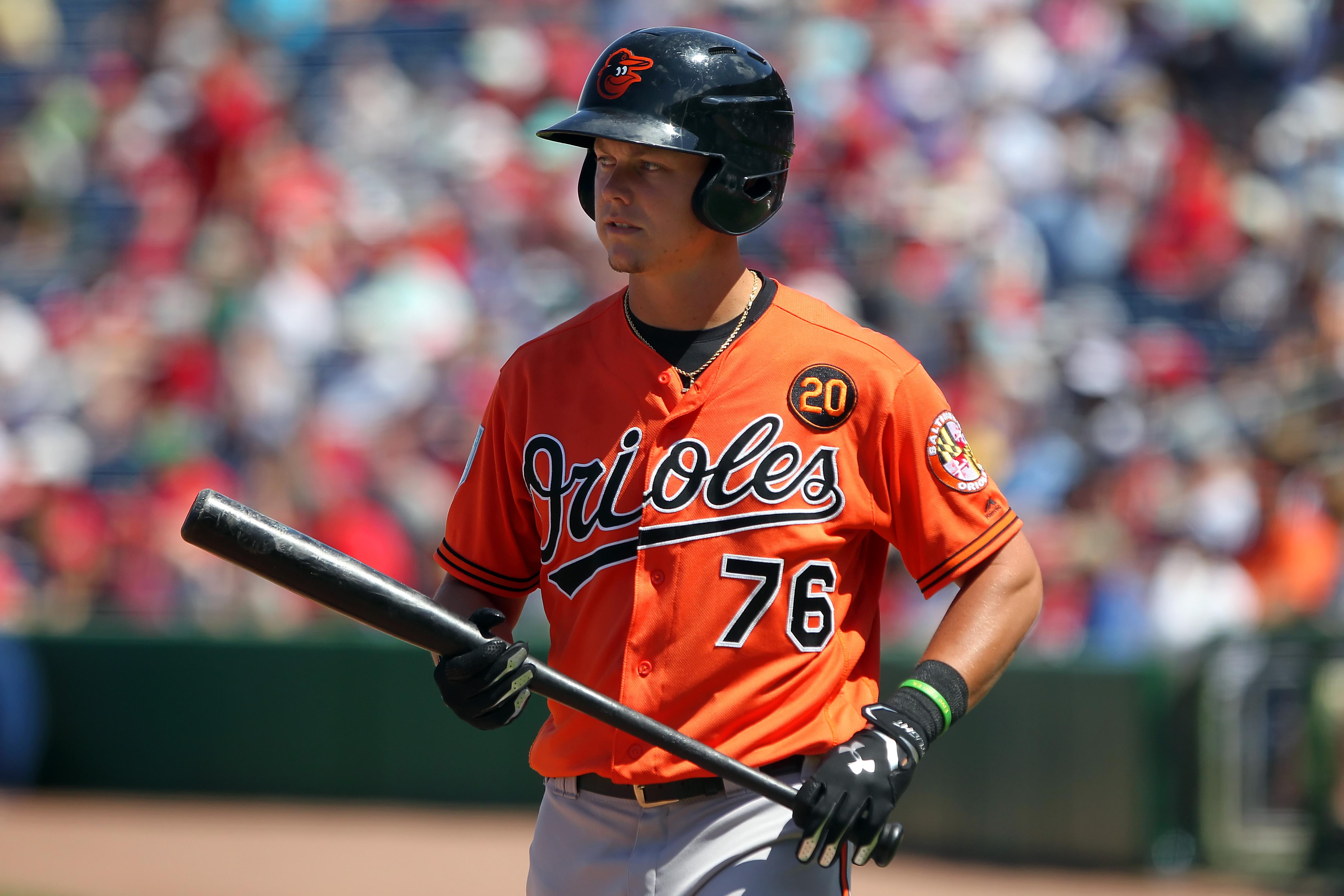 MLB: MAR 24 Spring Training - Orioles at Phillies
